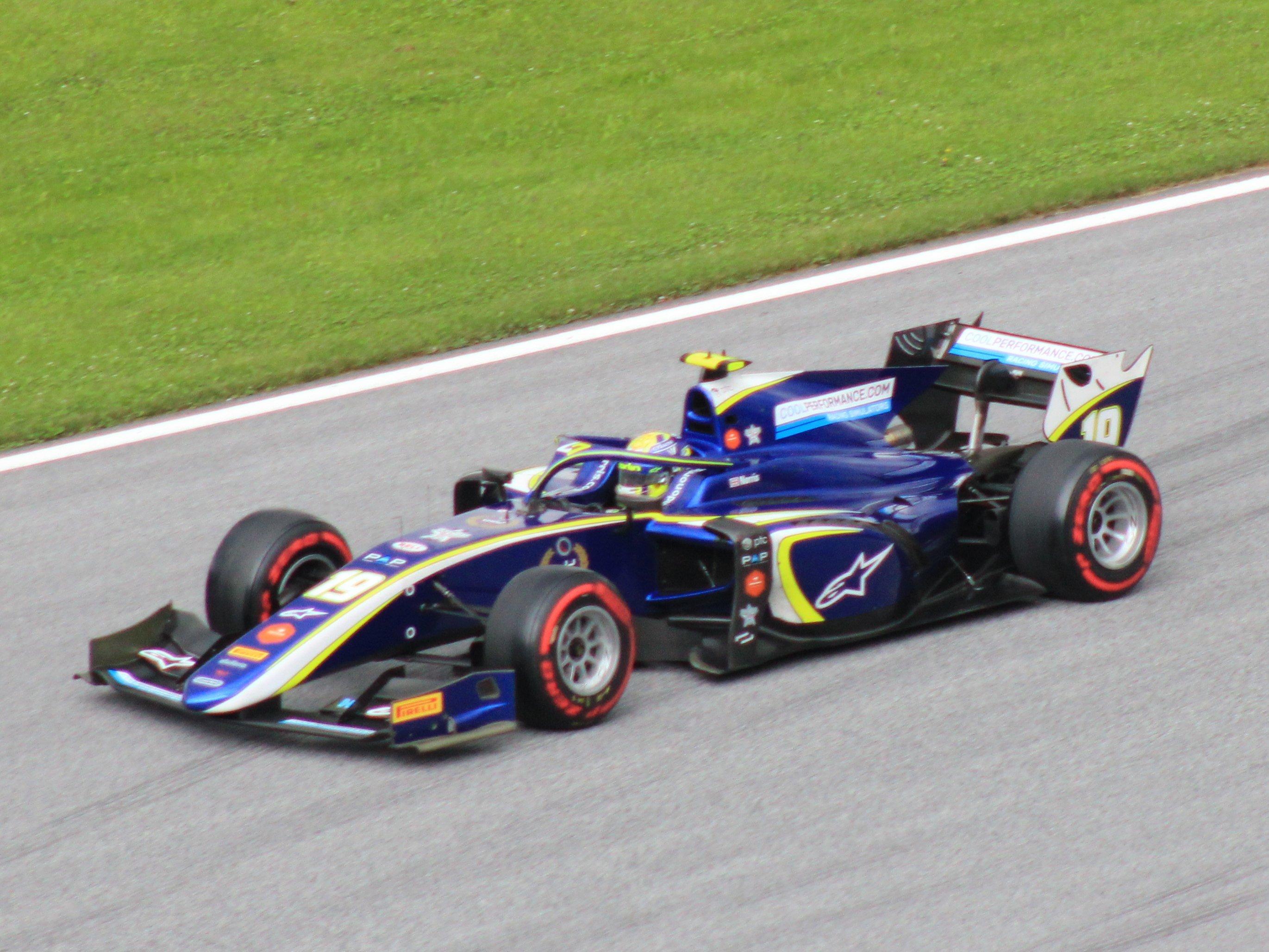 2018 Fia Formula 2 Championship - Wikipedia Formula 2 Calendar 2019