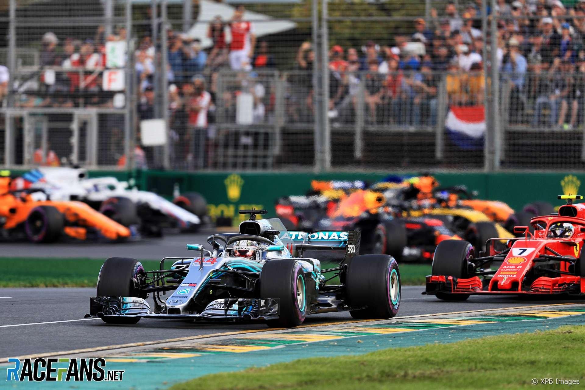 2019 Australian Grand Prix Live F1 Tv Times - Racefans F1 Calendar 2019 Channel 4