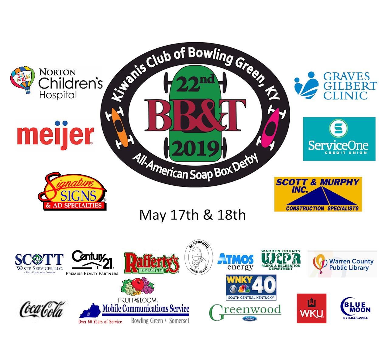 2019 Bb&t All-American Soap Box Derby - Graves Gilbert Clinic Bb&t Calendar 2019