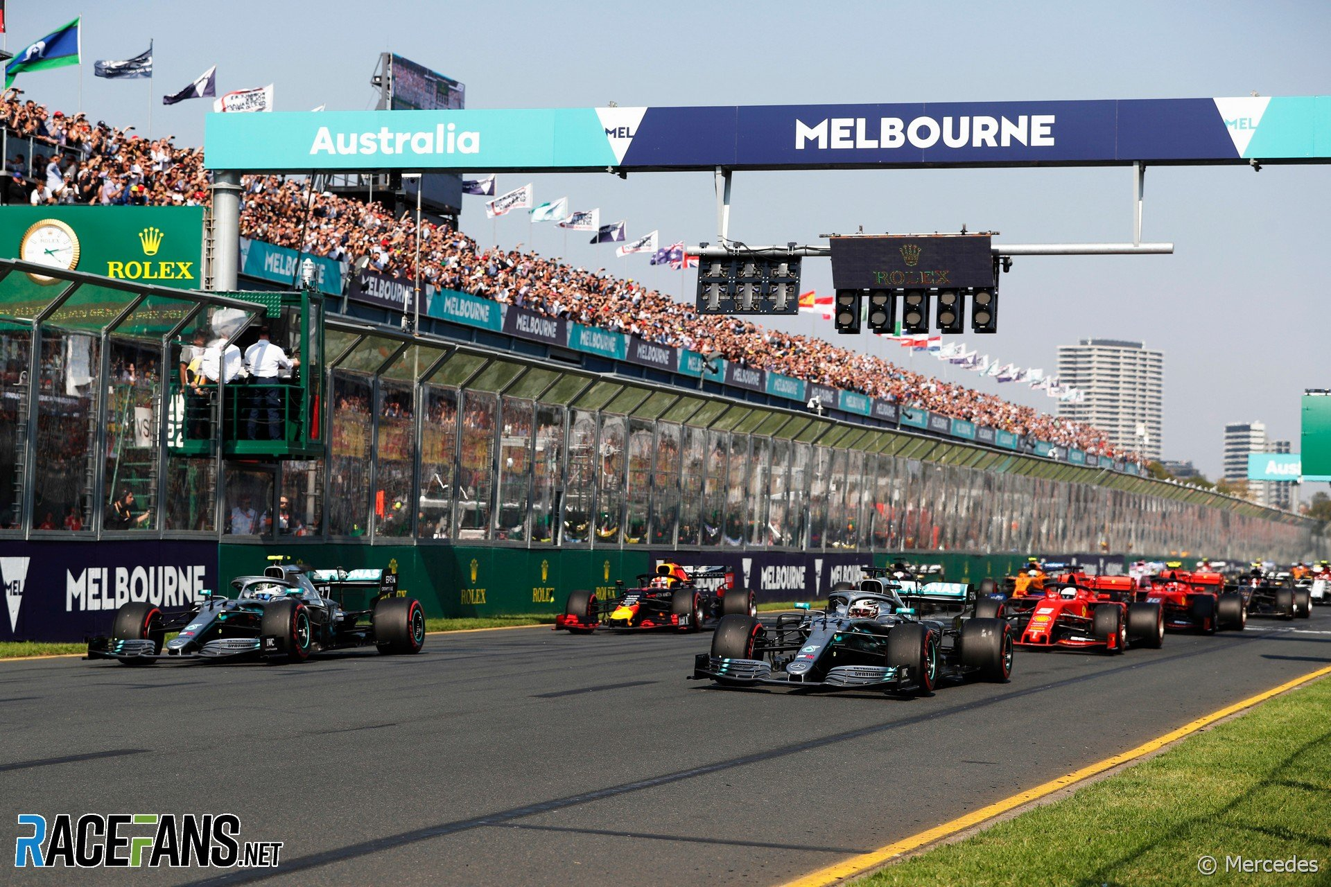 2019 F1 Calendar: Formula One Race Schedule - Racefans Formula 1 Calendar 2019 Dates