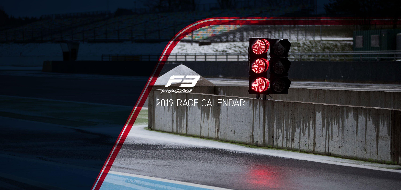 2019 Fia Formula 3 Race Calendar – Sauber Junior Teamcharouz Formula 3 Calendar 2019