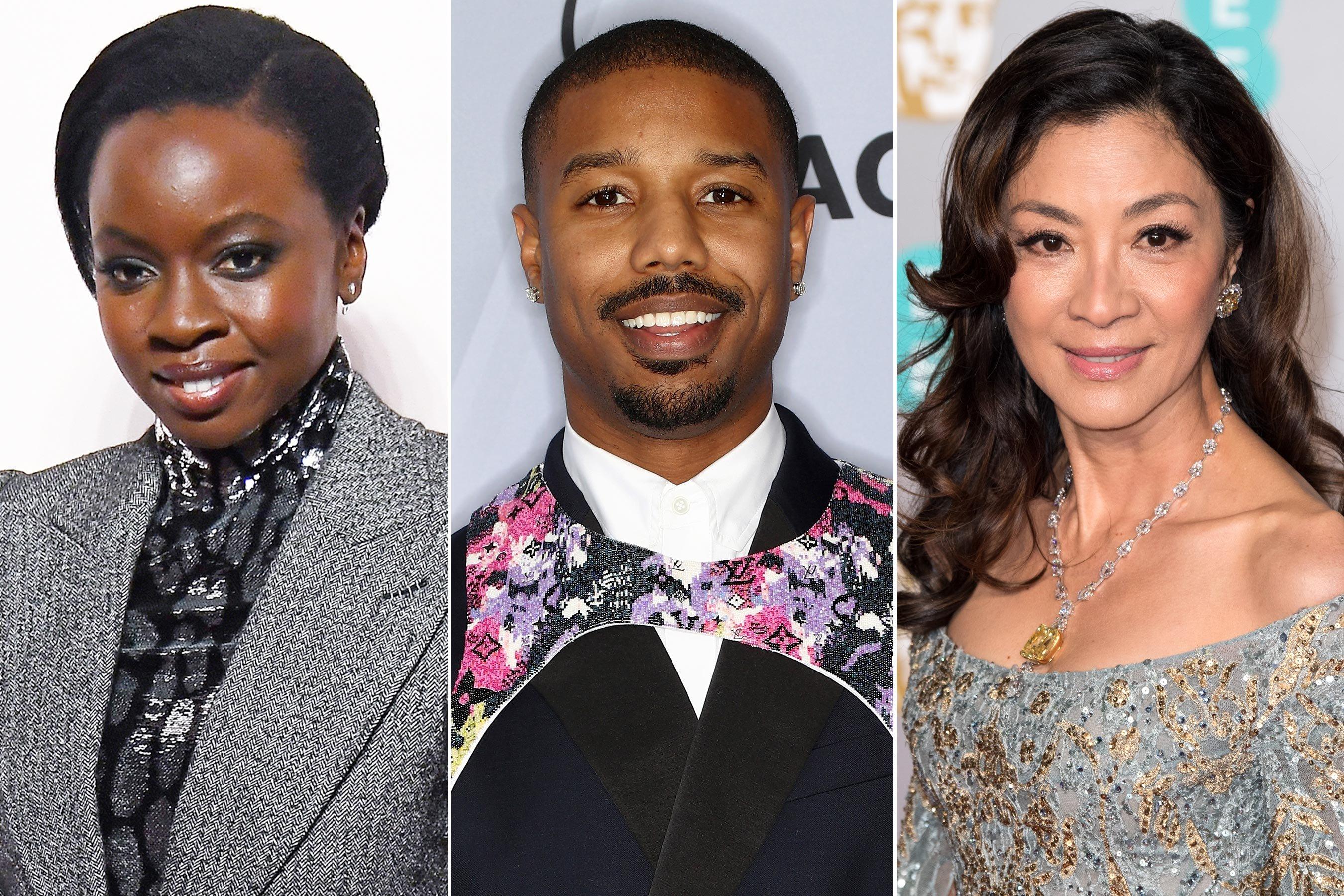 2019 Oscar Presenters: Danai Gurira, Michael B. Jordan Join | Ew Michael B Jordan Calendar 2019