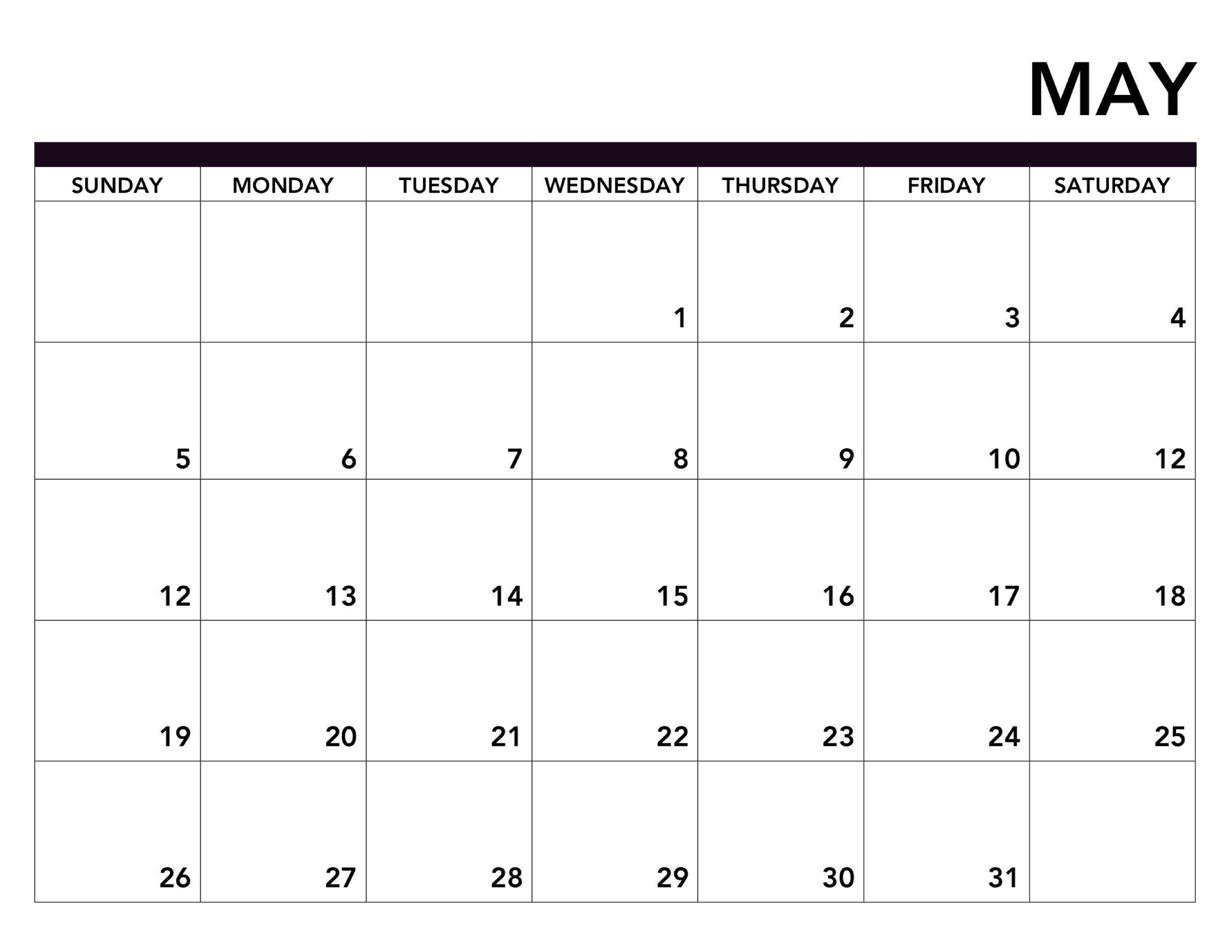 2019 Printable Calendar Free Pages - Paper Trail Design Calendar 2019 July August