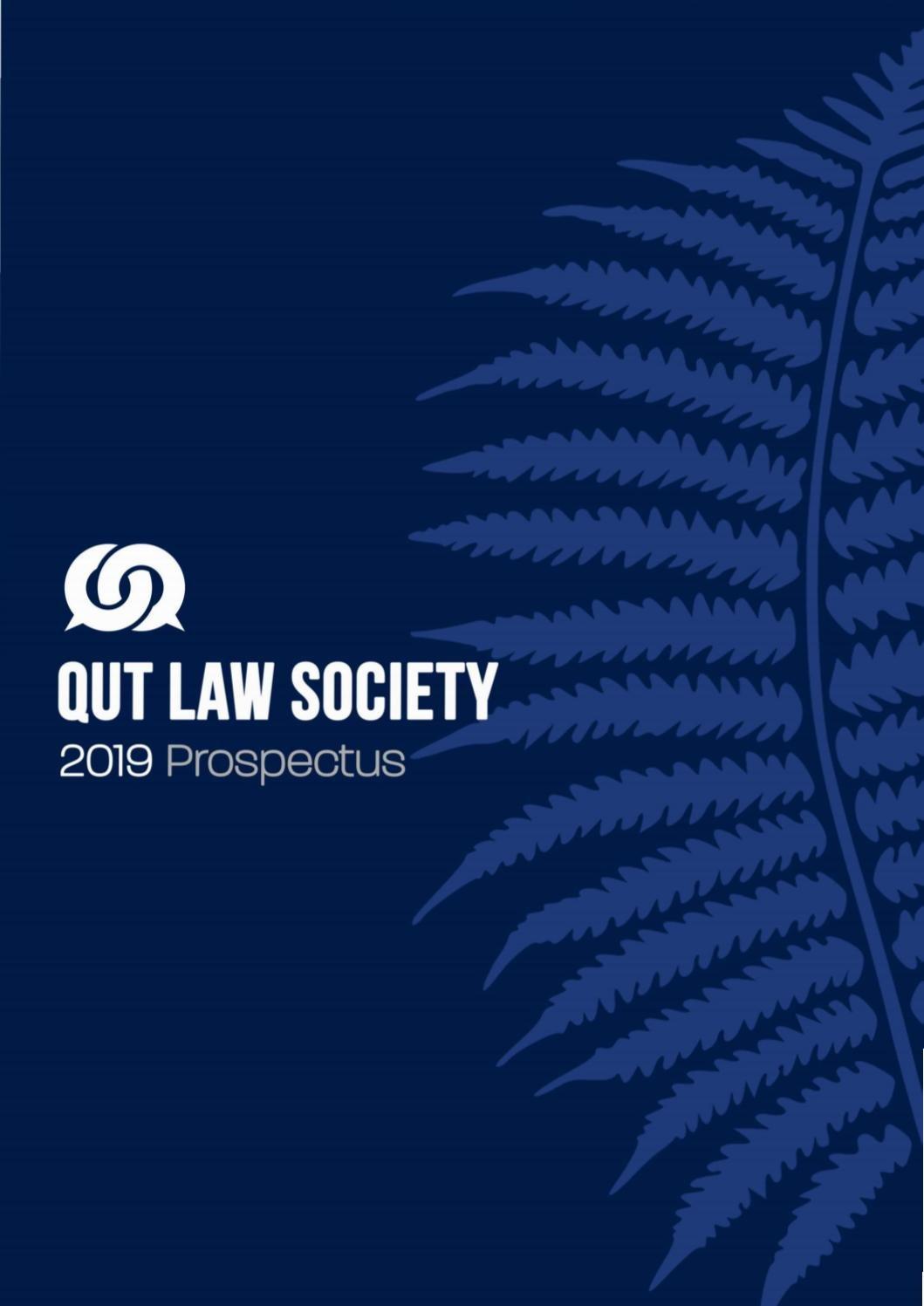 2019 Qut Law Society Sponsorship Prospectusqut Law Society - Issuu Calendar 2019 Qut