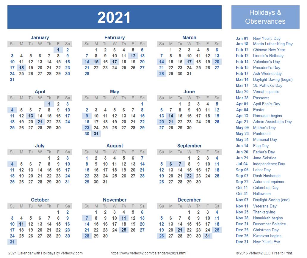 2021 Calendar Templates And Images 4-4-5 Calendar 2019 Excel