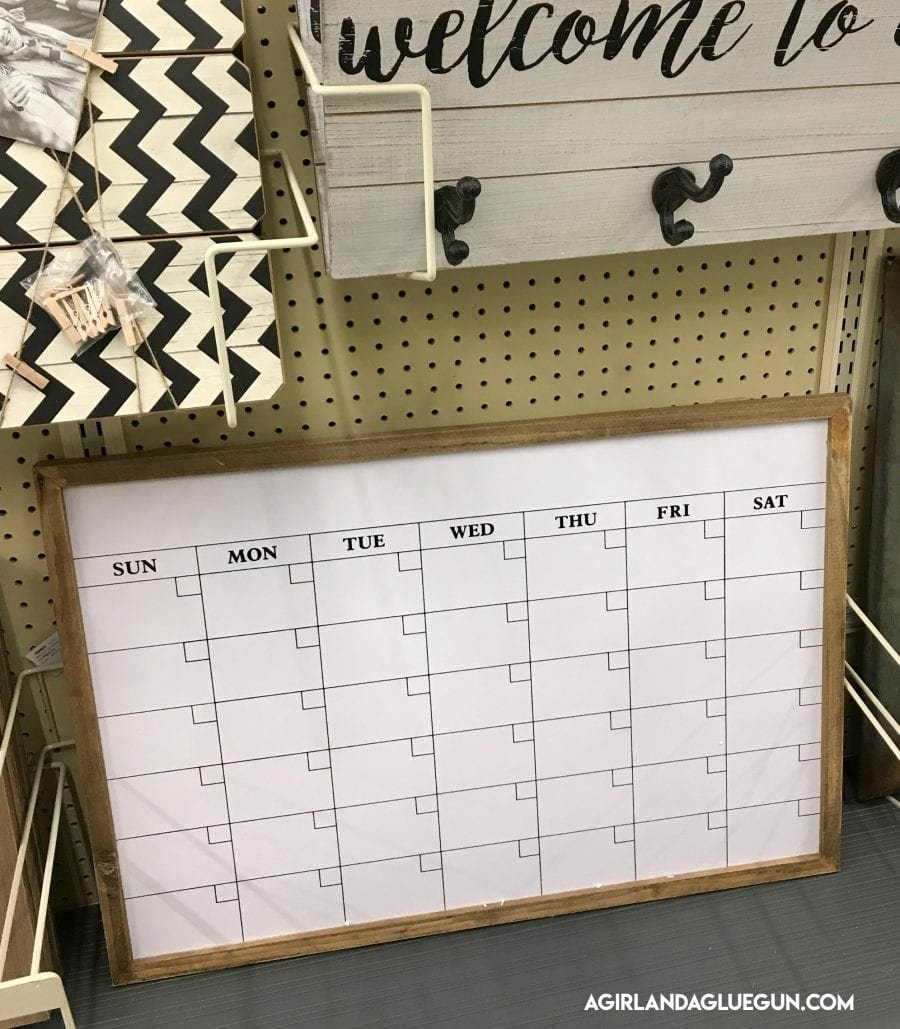 25 Of My Favorite Things At Hobby Lobby - A Girl And A Glue Gun Calendar 2019 Hobby Lobby