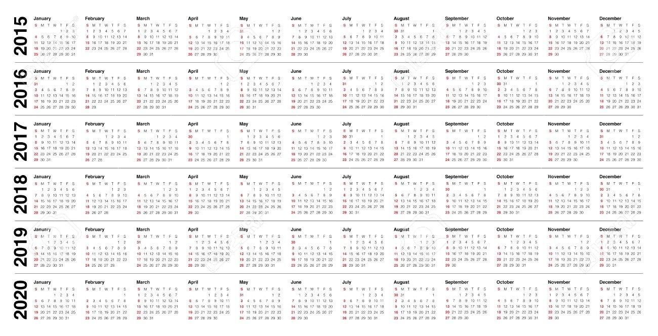 4 4 5 Calendar 2015 | Jcreview 2019 Calendar 4-4-5