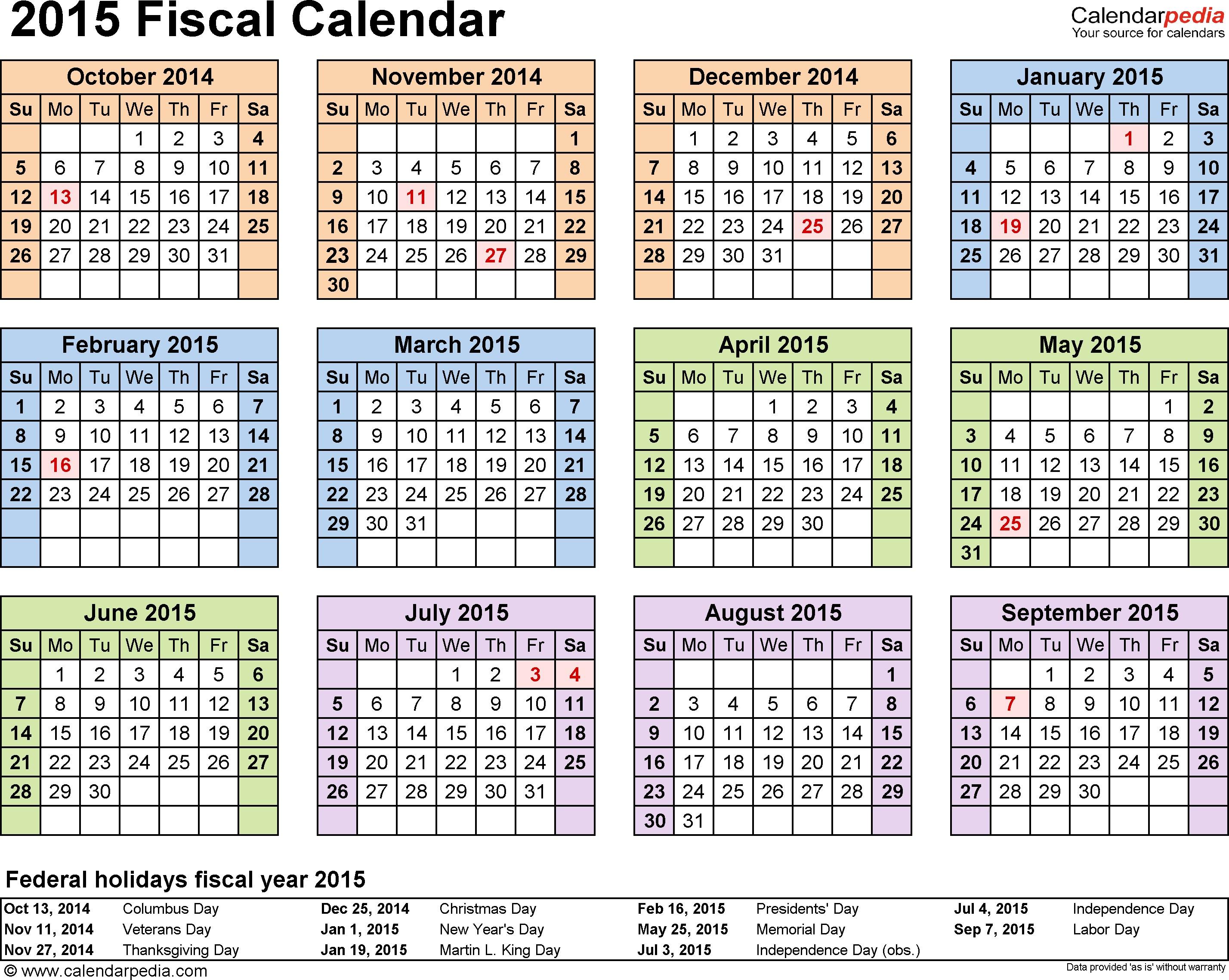 4 4 5 Calendar 2015 | Jcreview 4-4-5 Calendar 2019 Excel