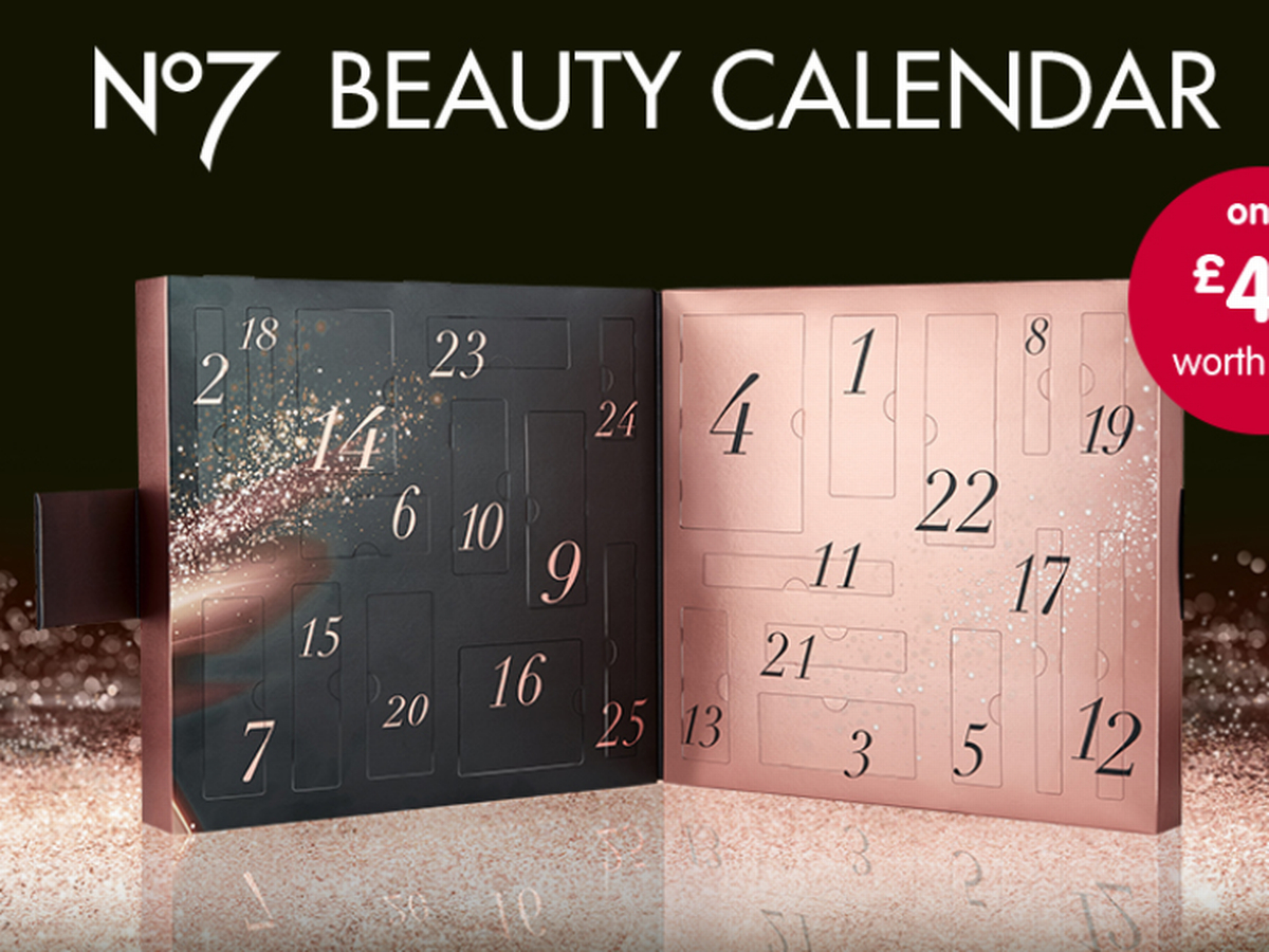 Boots Launch No7 Advent Calendar 2018 Worth £177- And You Can Get It No 7 Advent Calendar 2019 Boots