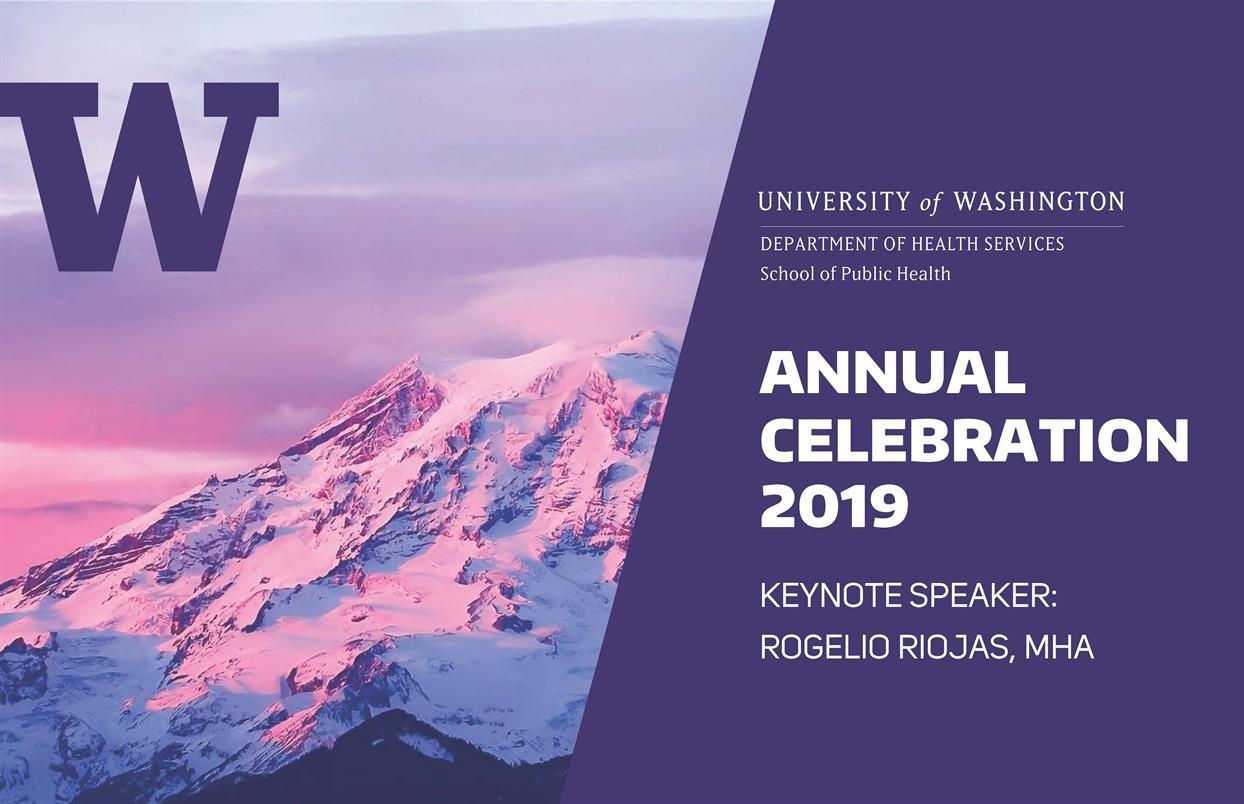 Calendar - Department Of Health Services. Graduate Degree (Phd, Mph U Washington Calendar 2019