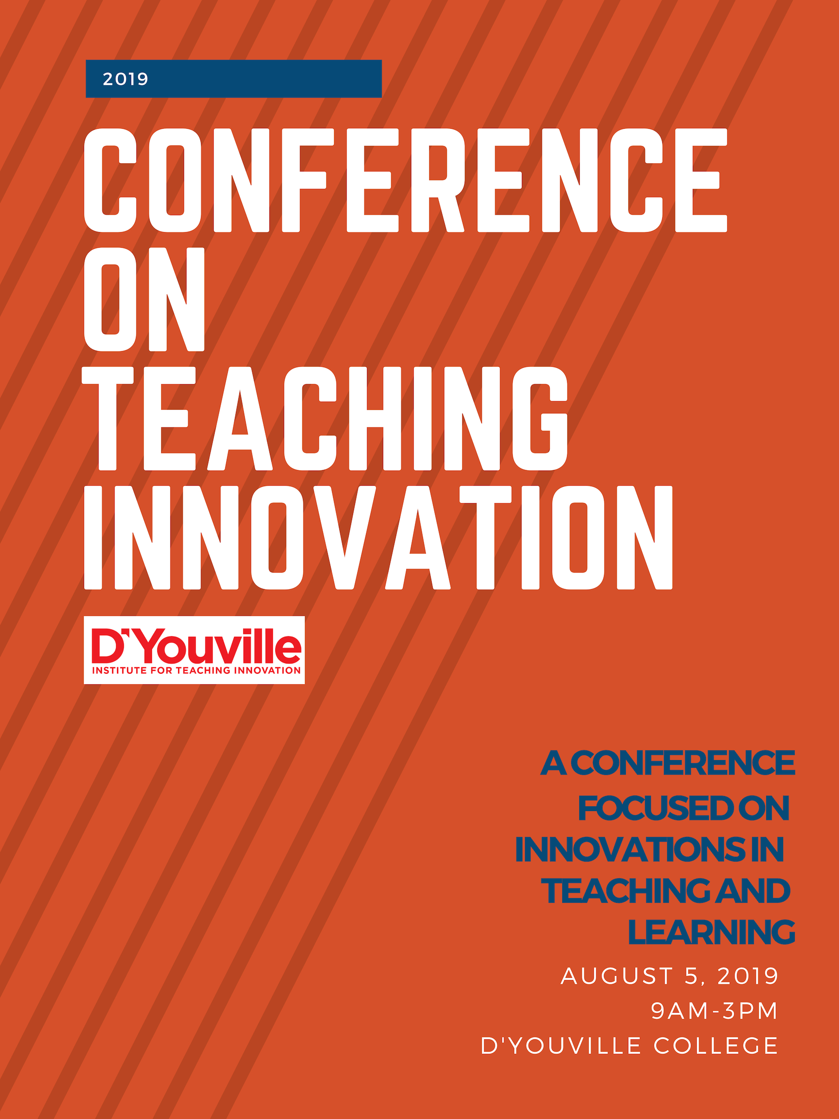 Calendar | Iti | Institute For Teaching Innovation At D'youville D'youville Calendar 2019