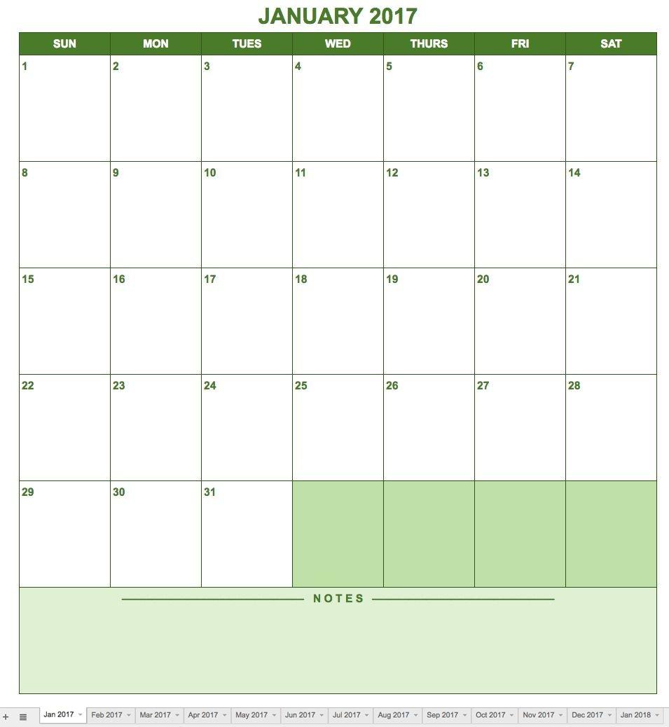 Calender Sheets - Icard.cmi-C Calendar 2019 Google Sheets