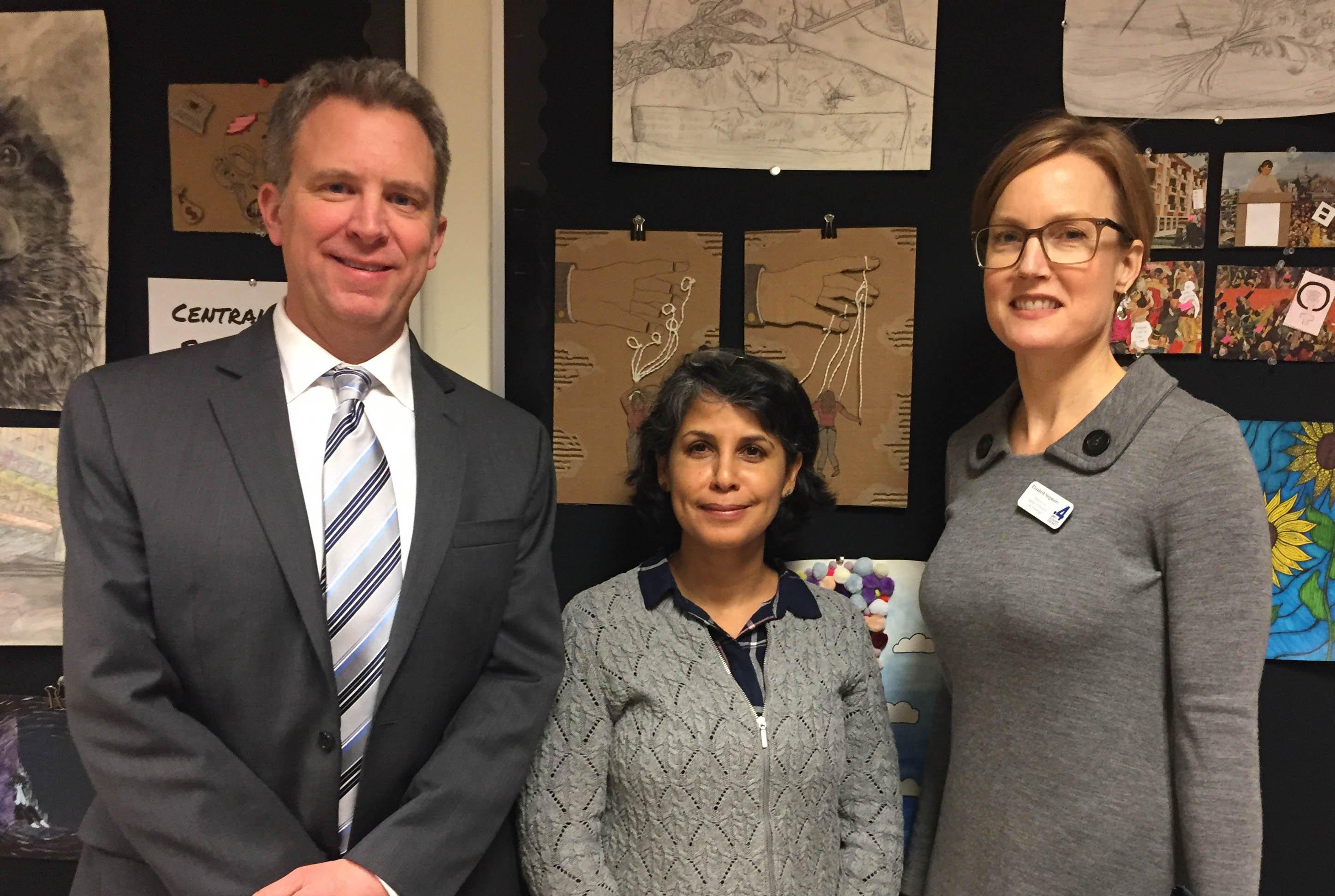 Champaign Unit 4 School District Hires Two Capital Projects Managers Champaign Unit 4 Calendar 2019