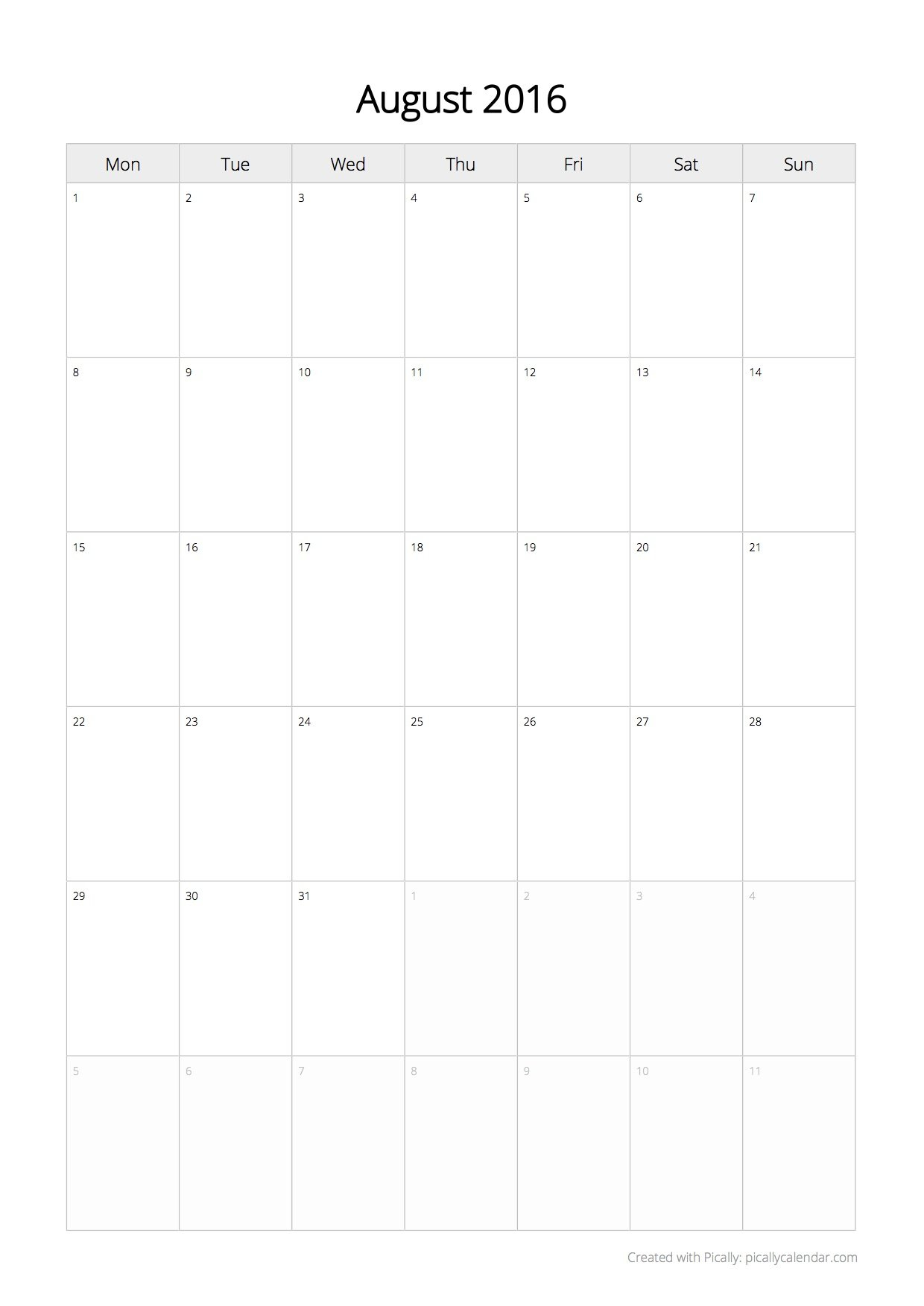 Create Free Photo Calendar 2019 And 2020 - Picallycalendar Calendar 2019 Create
