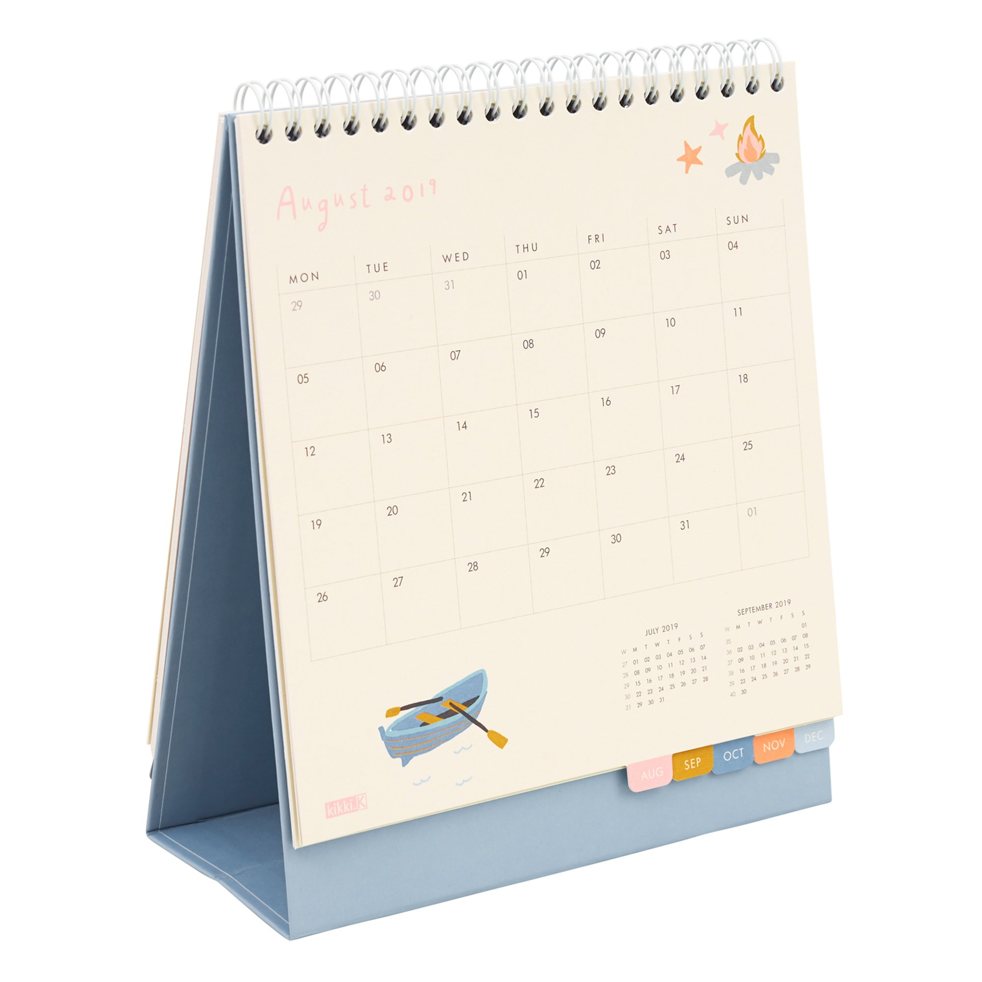 Desk Calendar - Liberal Dictionary Kikki K Desk Calendar 2019