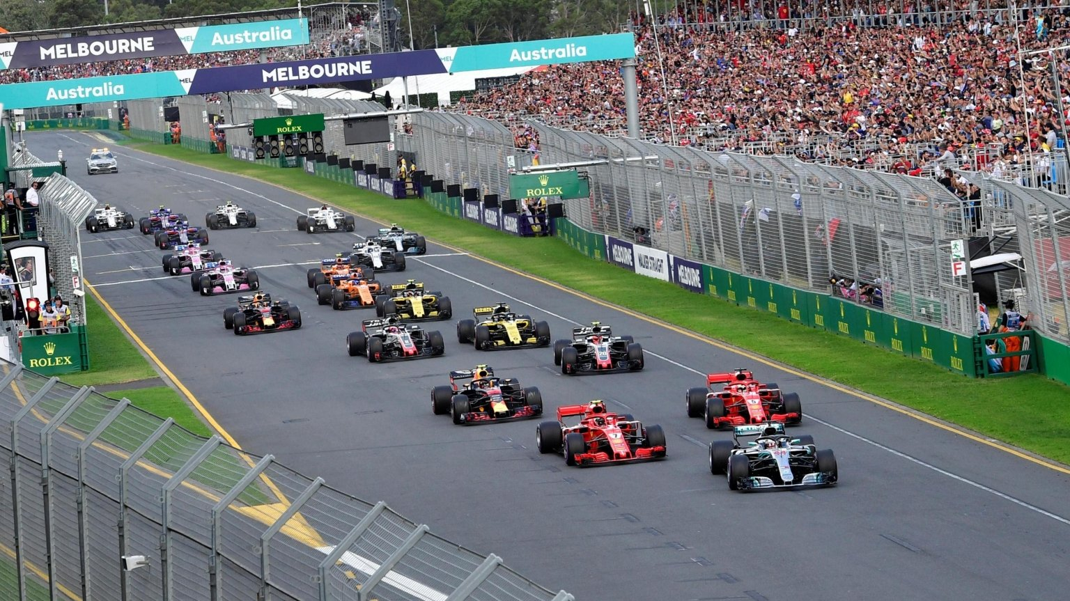Formula 1® Announces Draft 2019 Season Calendar Formula 1 Calendar 2019 Dates
