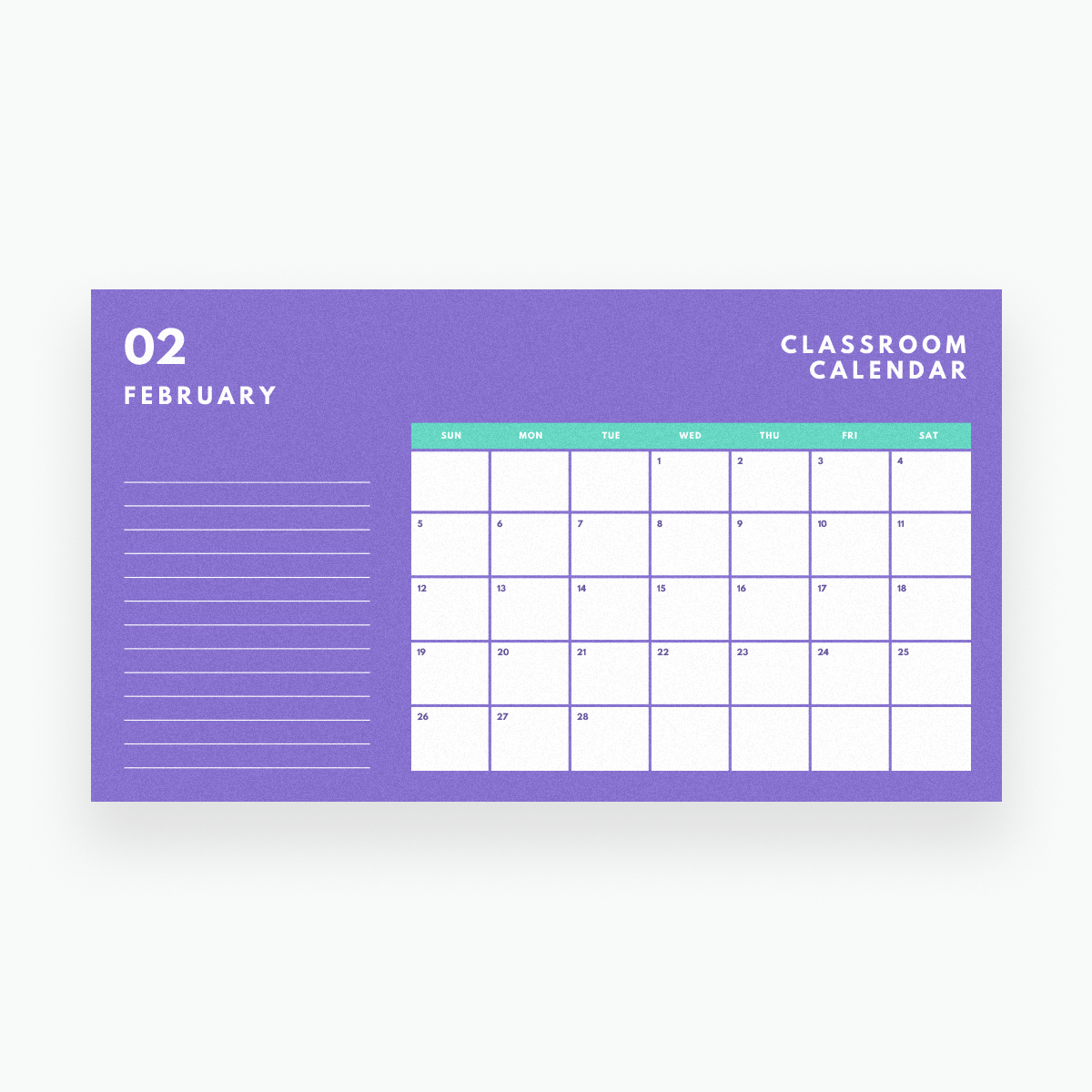 Free Online Calendar Maker: Design A Custom Calendar - Canva Calendar 2019 Generator