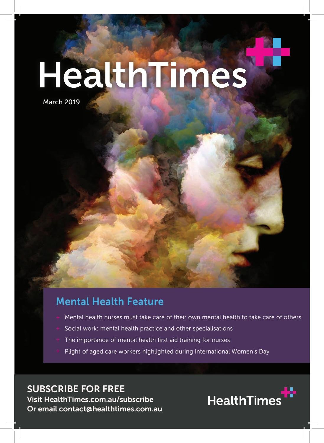 Health Times March 2019Seabreeze Communications - Issuu Qsuper 2019 Calendar
