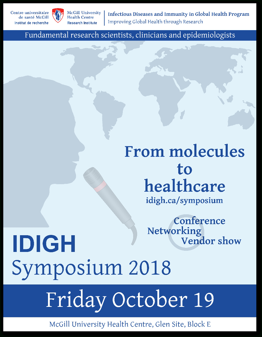 Idigh - 2018 Mcgill E Calendar 2019