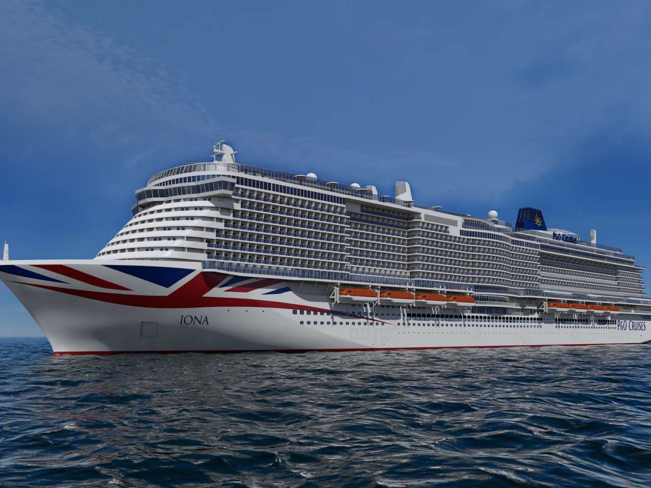 Iona Cruise Ship & Cruise Deals | P&o Cruises P&o Cruise Calendar 2019