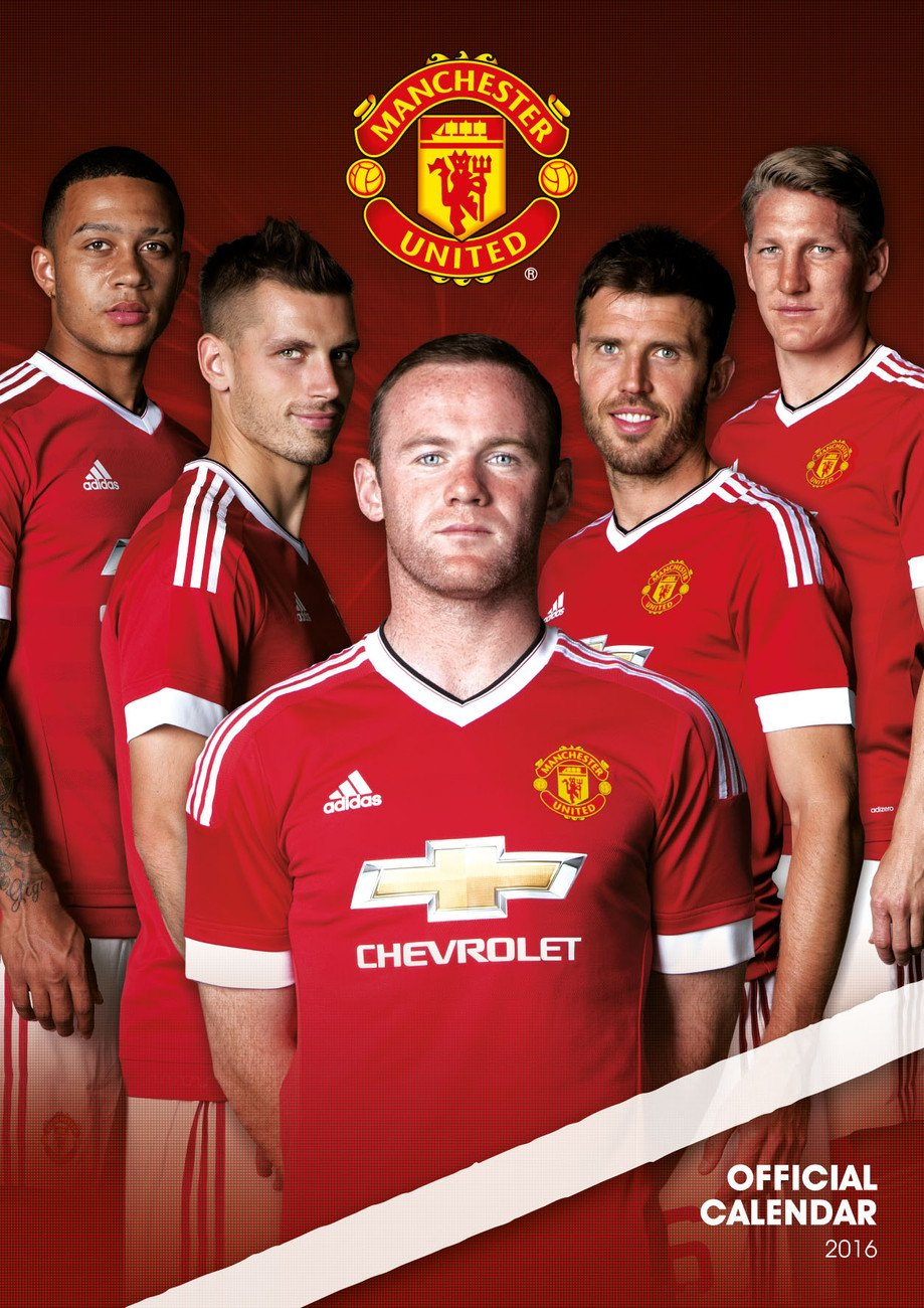 Manchester United Fc - Calendars 2020 On Ukposters/ukposters Man U Calendar 2019