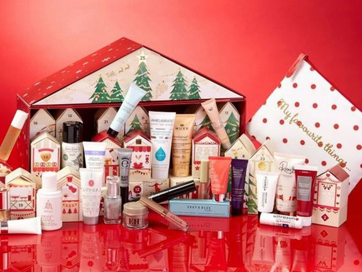 M&s Is Selling Its Beauty Advent Calendar For £35 But It's Worth M&s Advent Calendar 2019