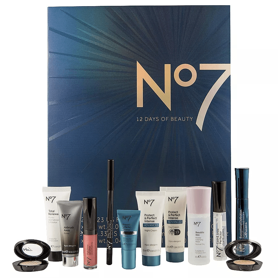 No7 12 Days Of Beauty Advent Calendar 2017 Available Now! - Hello No 7 Advent Calendar 2019 Boots
