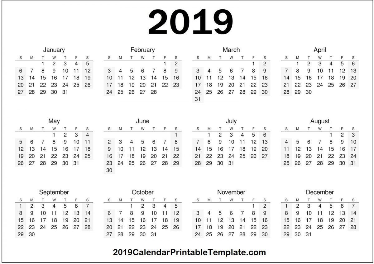 Pin Oleh Joko Di Calendar Template U Washington Calendar 2019