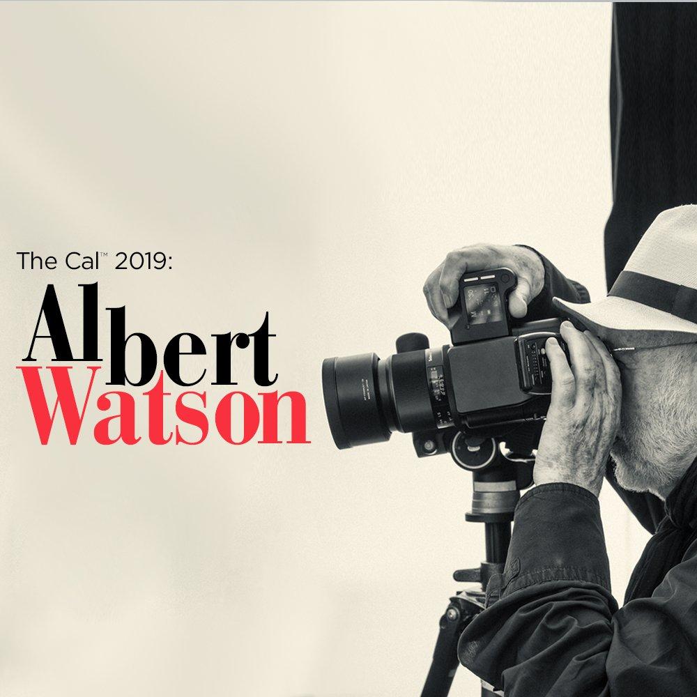 Pirelli Calendar 2019: Albert Watson U Miami Calendar 2019