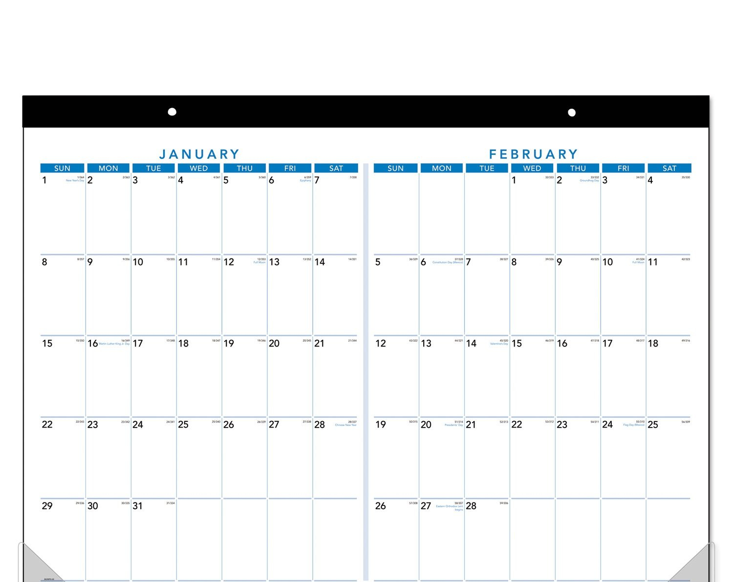 Printable 2019 Calendar Two Months Per Page | Printable Calendar 2019 2 Page Calendar 2019