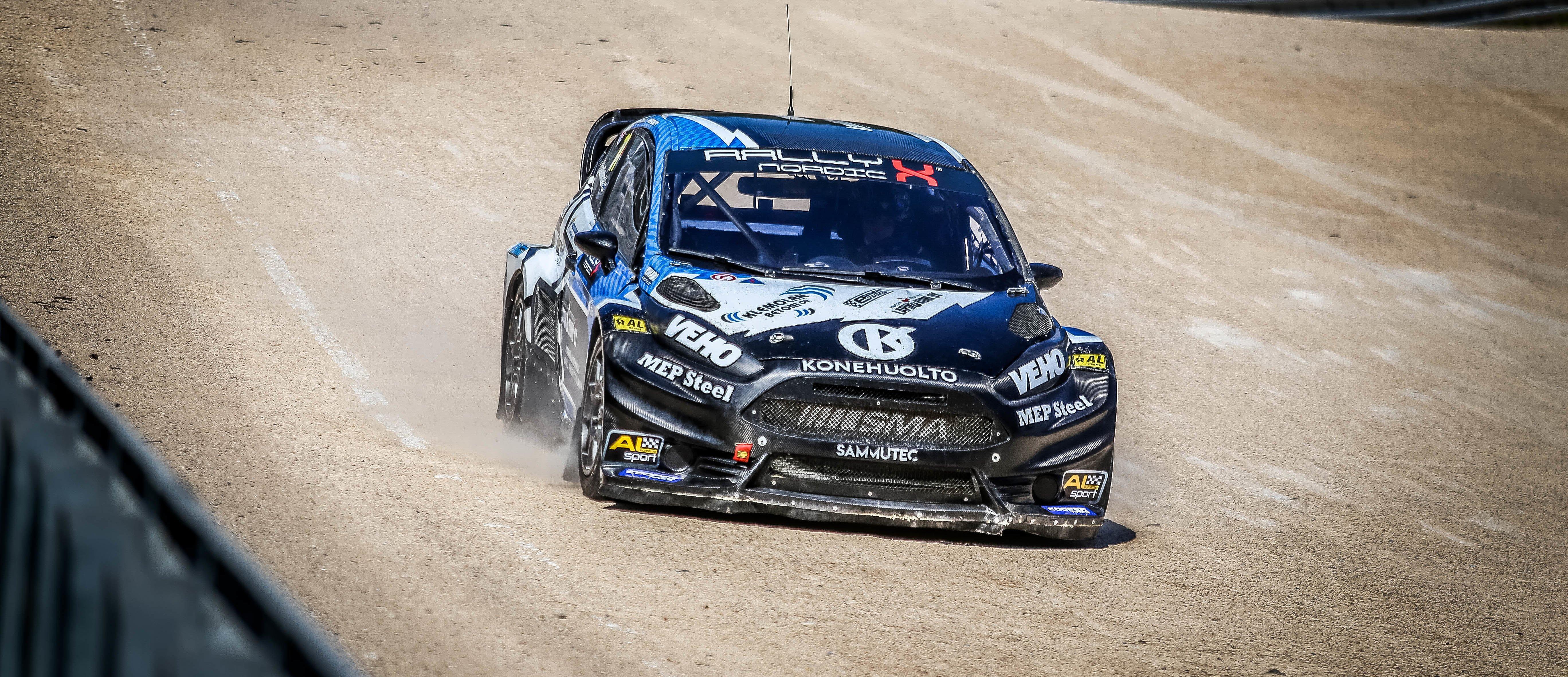 Rallyx Nordic Rally X Calendar 2019