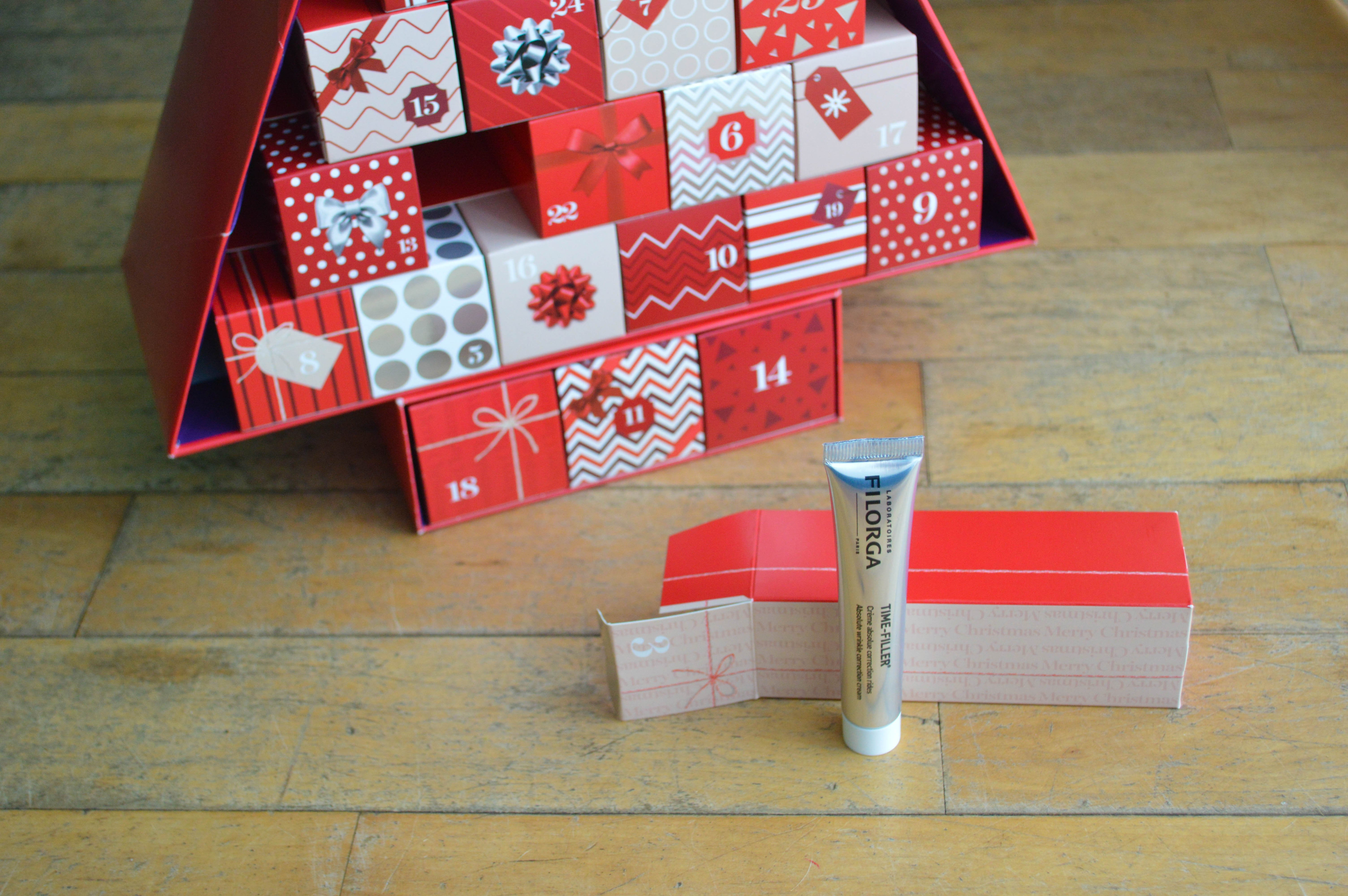 Review: M&s Beauty Advent Calendar | Confused Julia M&s Advent Calendar 2019