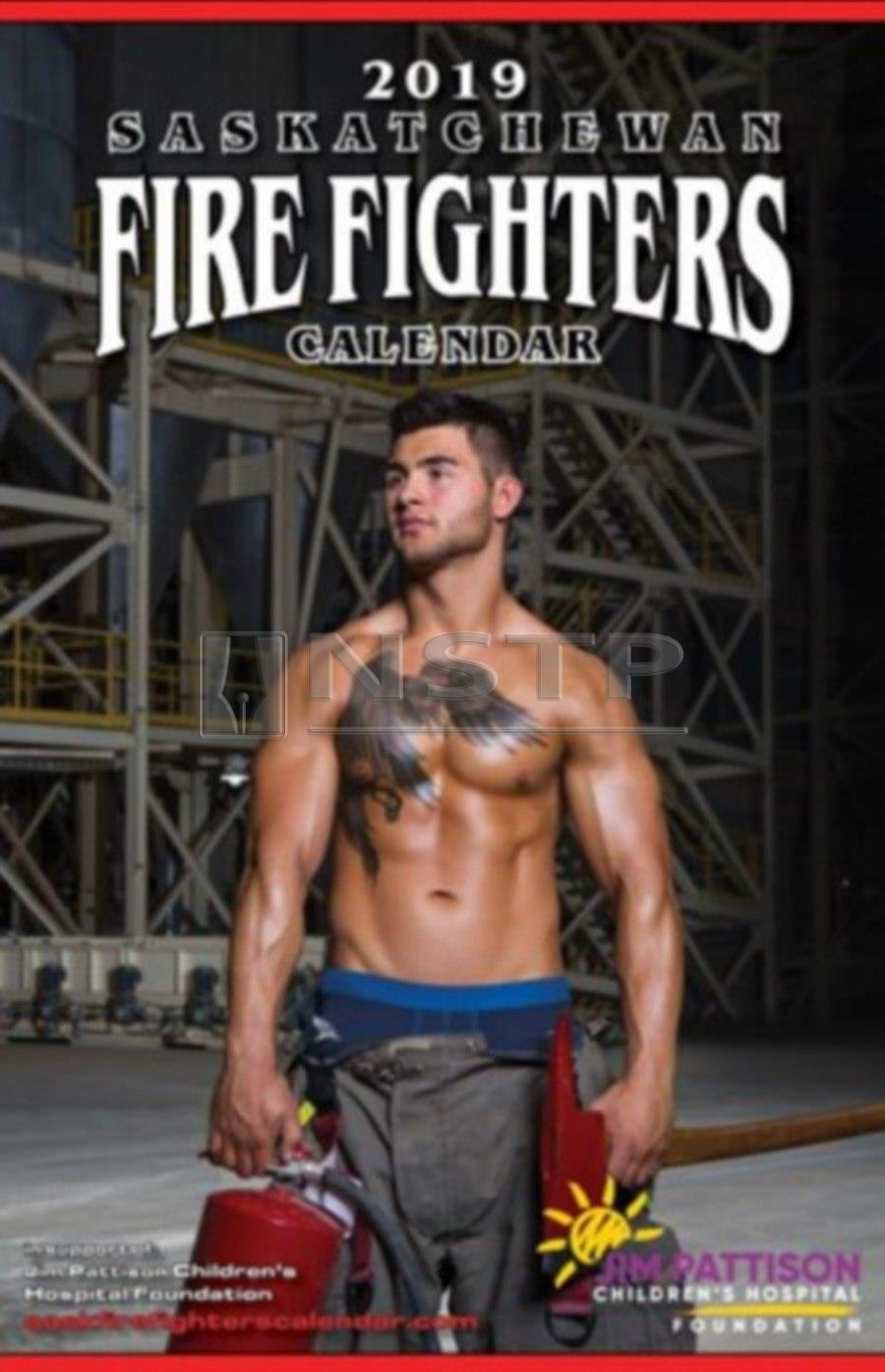 They Put Out Fires For A Living, But These Firemen Bring On The Heat X-Posed Calendar 2019