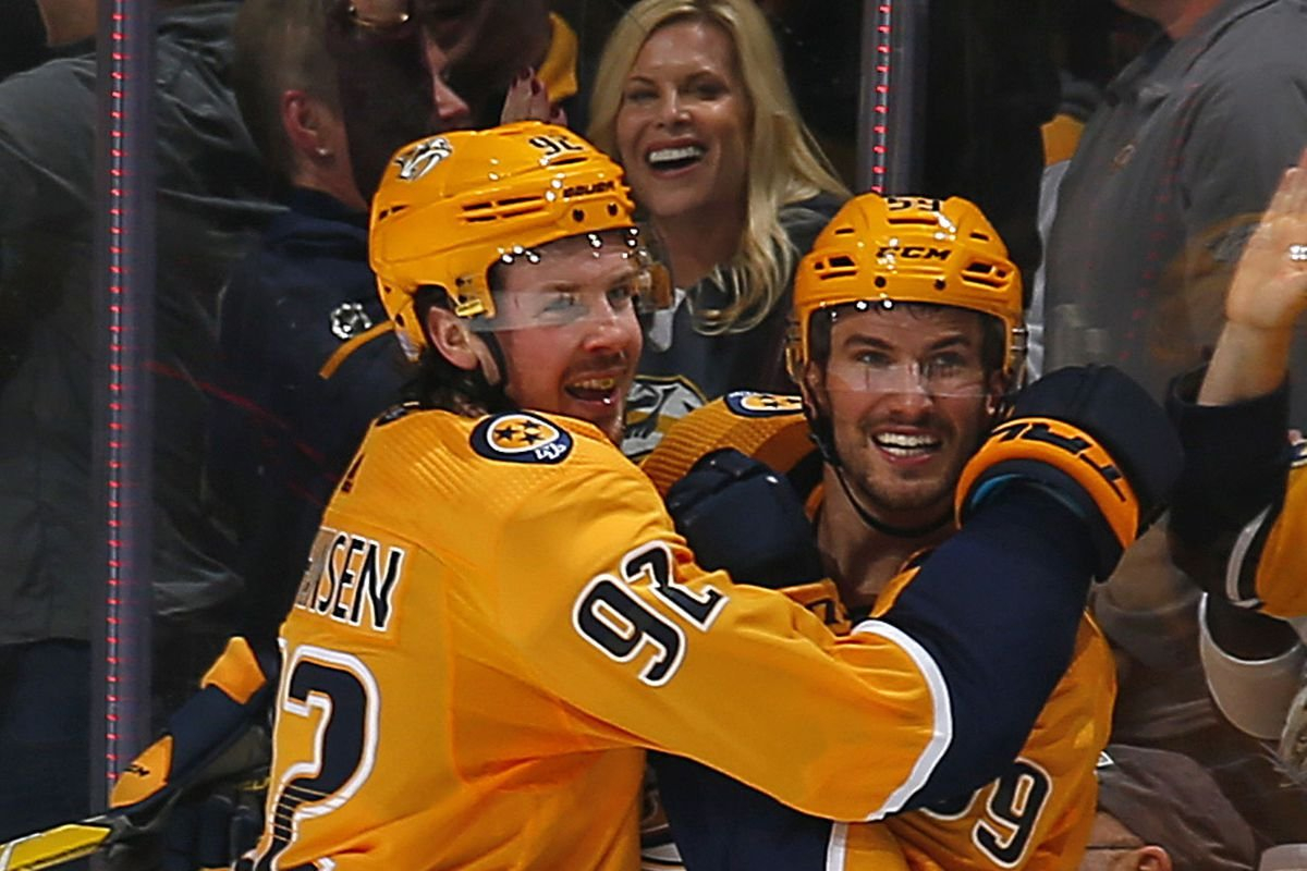 Tuesday's Dump & Chase: Back On Schedule - On The Forecheck Nashville Predators Calendar 2019 Zoo