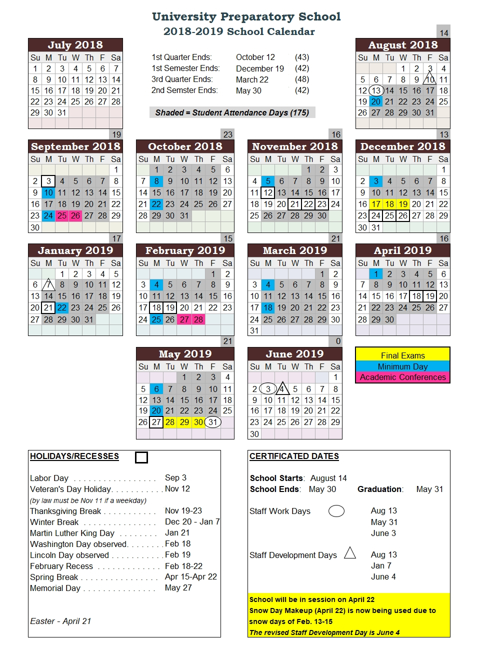 U Of H School Calendar | Calendar Design Ideas U Of A Calendar 2019