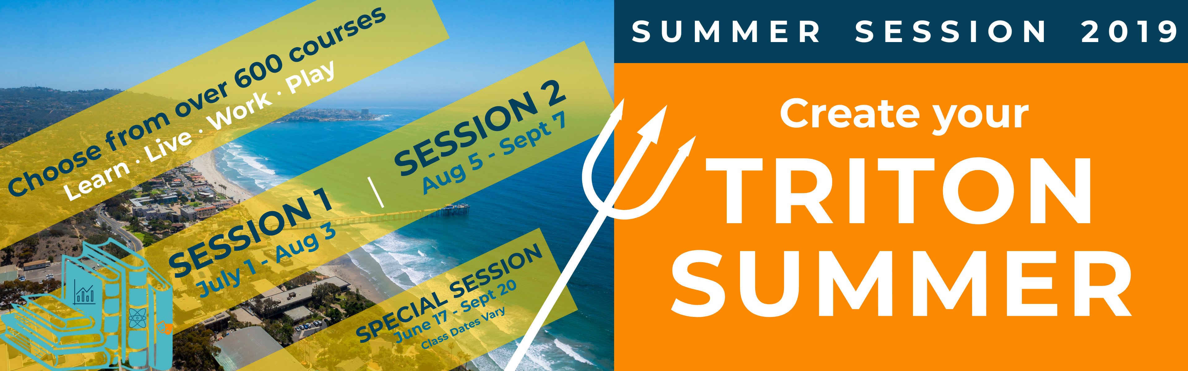 Uc San Diego Summer Session Calendar 2019 Ucsd