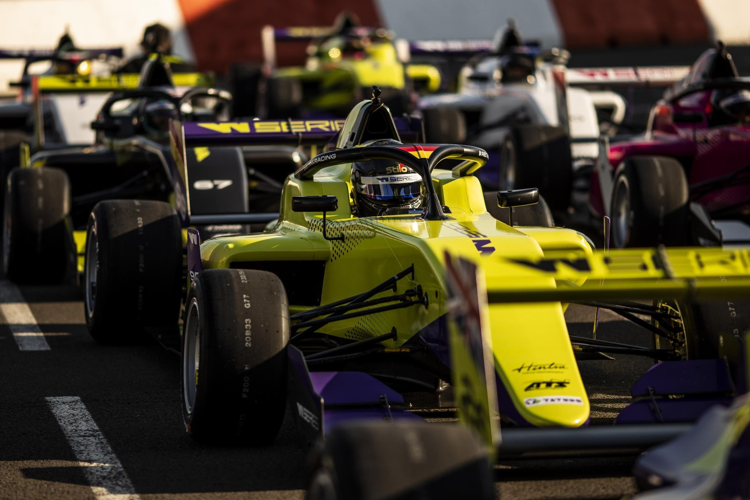 W Series 2019: Calendar, Dates, Cars, Drivers, Tv - F3 Racing Series W Series 2019 Calendar