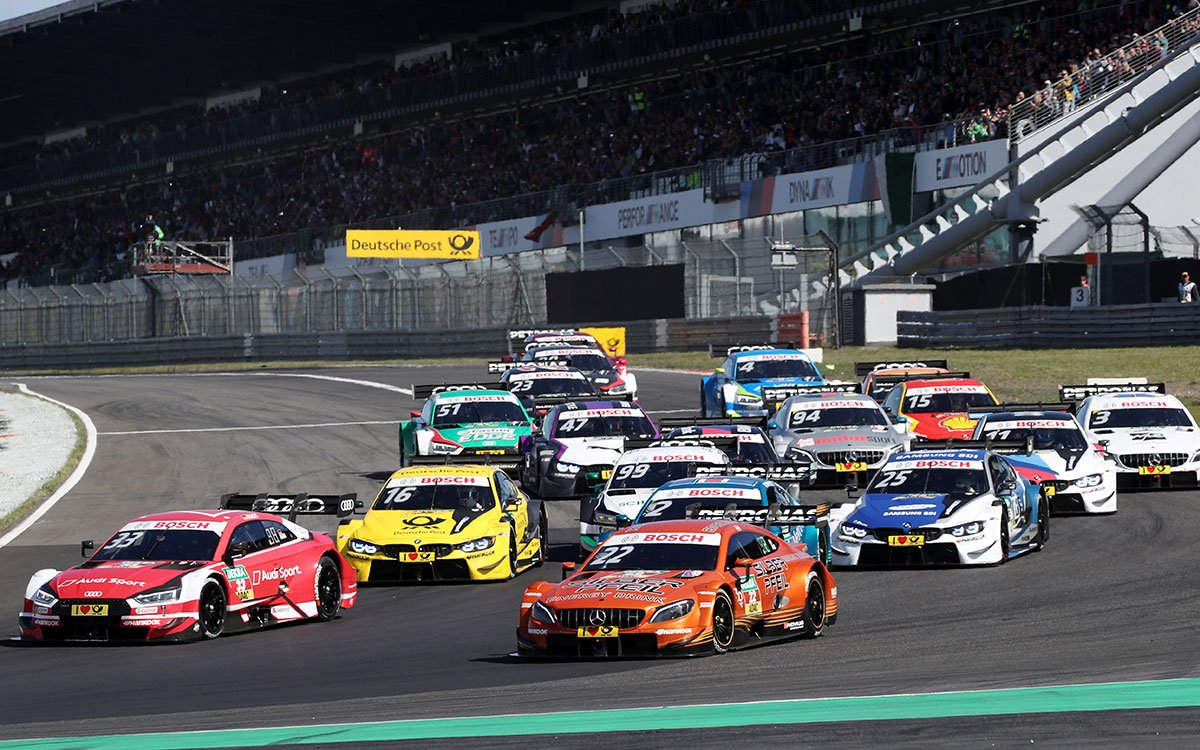 W Series Announced As Dtm's Support Event As 2019 Calendar Is Revealed W Series 2019 Calendar