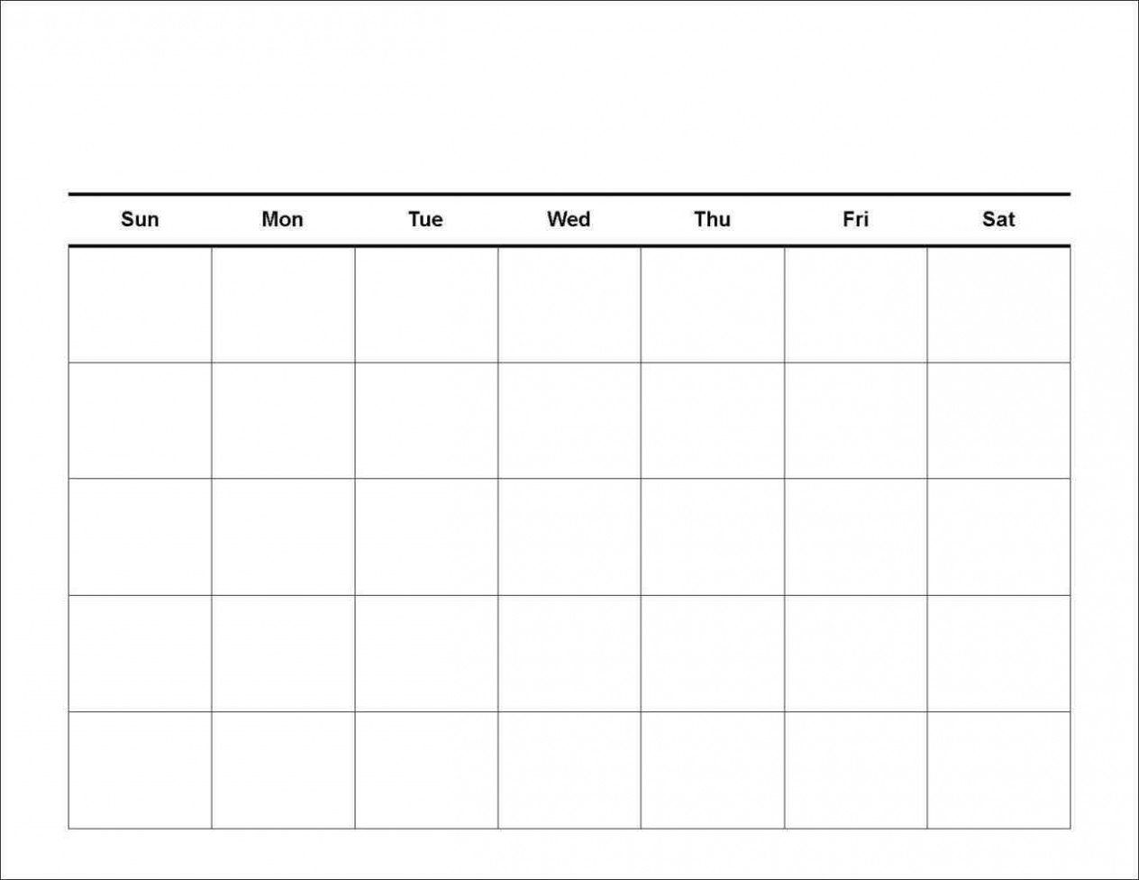 5 Shocking Facts About 5 Day Weekly Schedule Template 5 Day Calendar Template