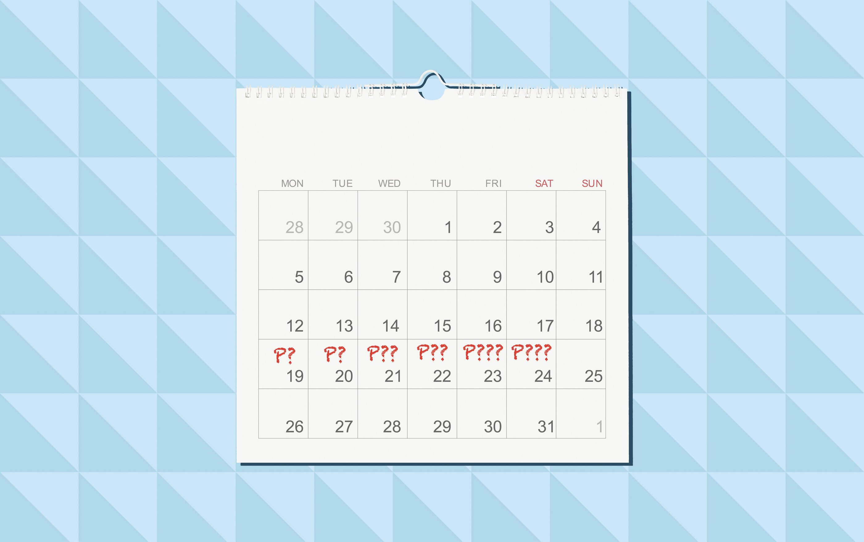 7 Reasons For A Missed Period After Stopping Birth Control Depo Shot Date Calculator
