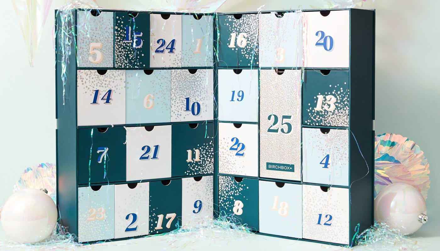 Birchbox, Join The Uk'S #1 Beauty Box Five Year Countdown Calendar