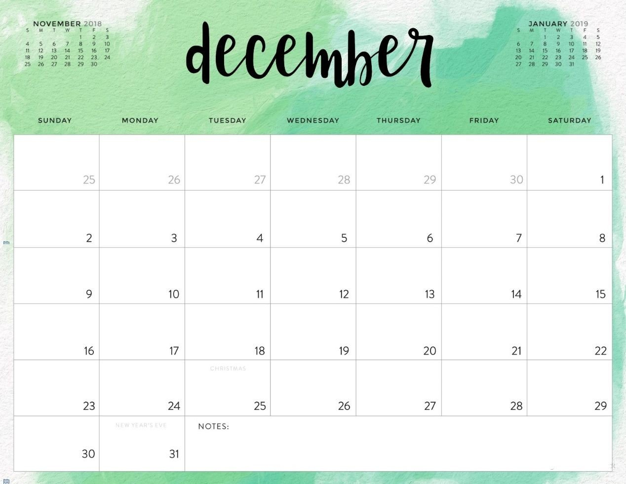 Custom Calendar For Business - Marry Steven - Medium Calendar That I Can Edit