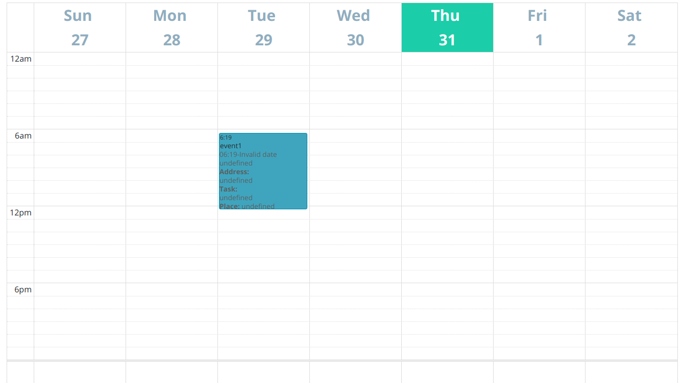 How Do I Customise Time Slots In Full Calendar? - Stack Overflow Clear Calendar Template With Slots For Time