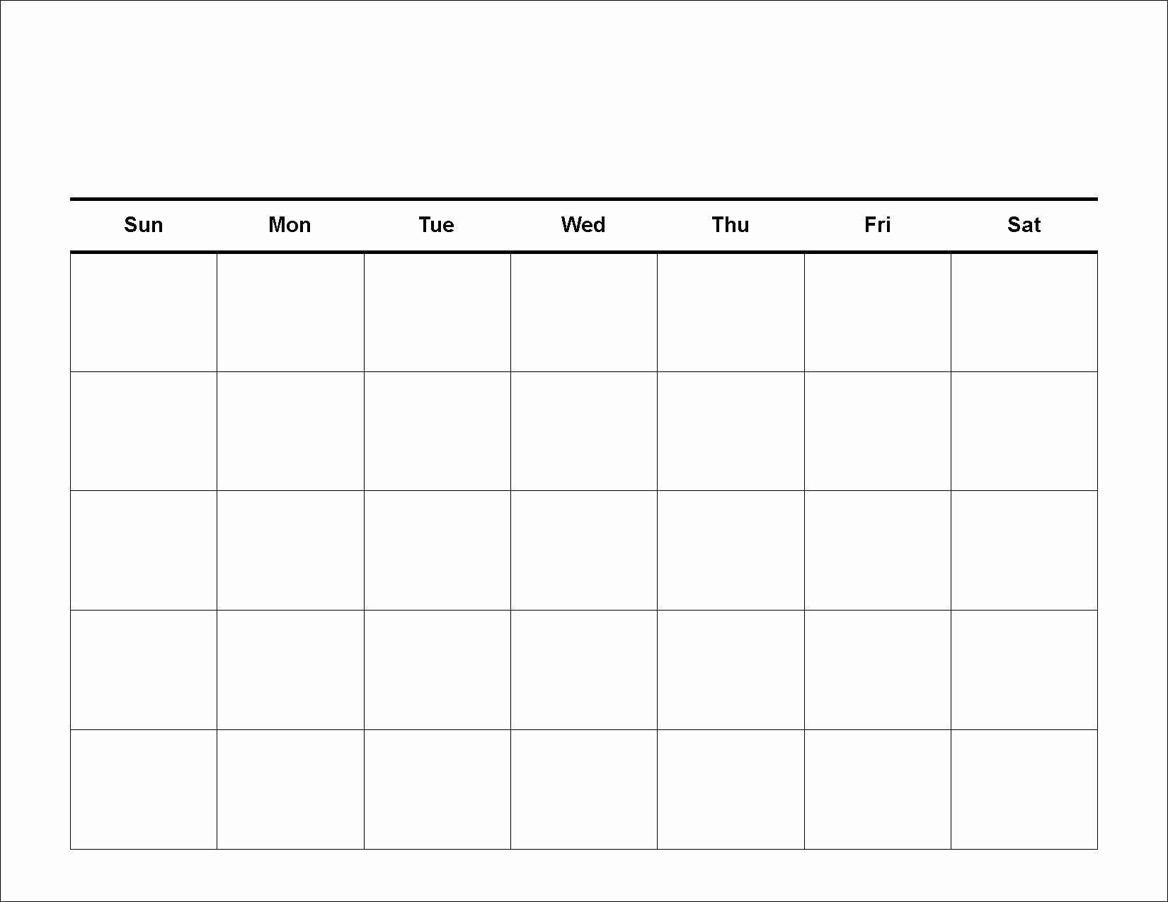 Lovely Blank Weekly Schedule Template In 2020 (With Images Blank Diary 4 Weesk