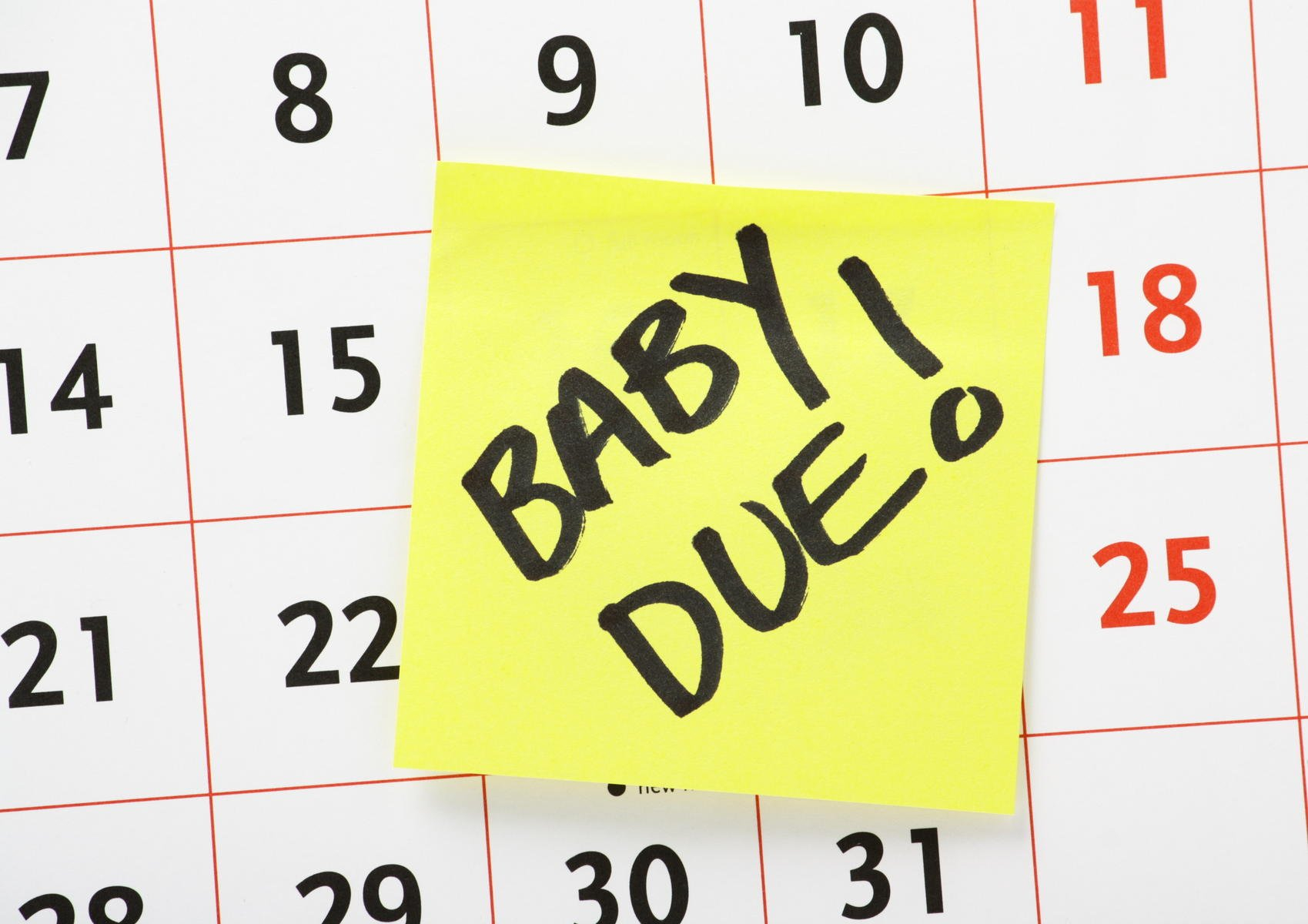 Week 32: The Truth About Due Dates | Parents Guess Baby Birth Details