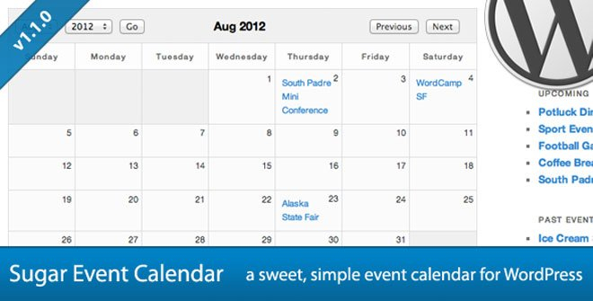 15 WordPress Calendar Plugins For Event Booking And Post Free Reservation Calendar For Website