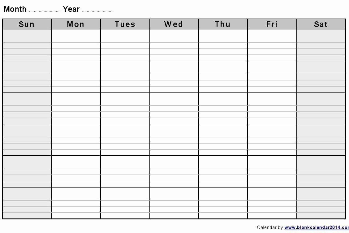 2 Week Calendar Printable | Dating-Sider.co Blank 2 Week Blank Printable Two Week Calendar