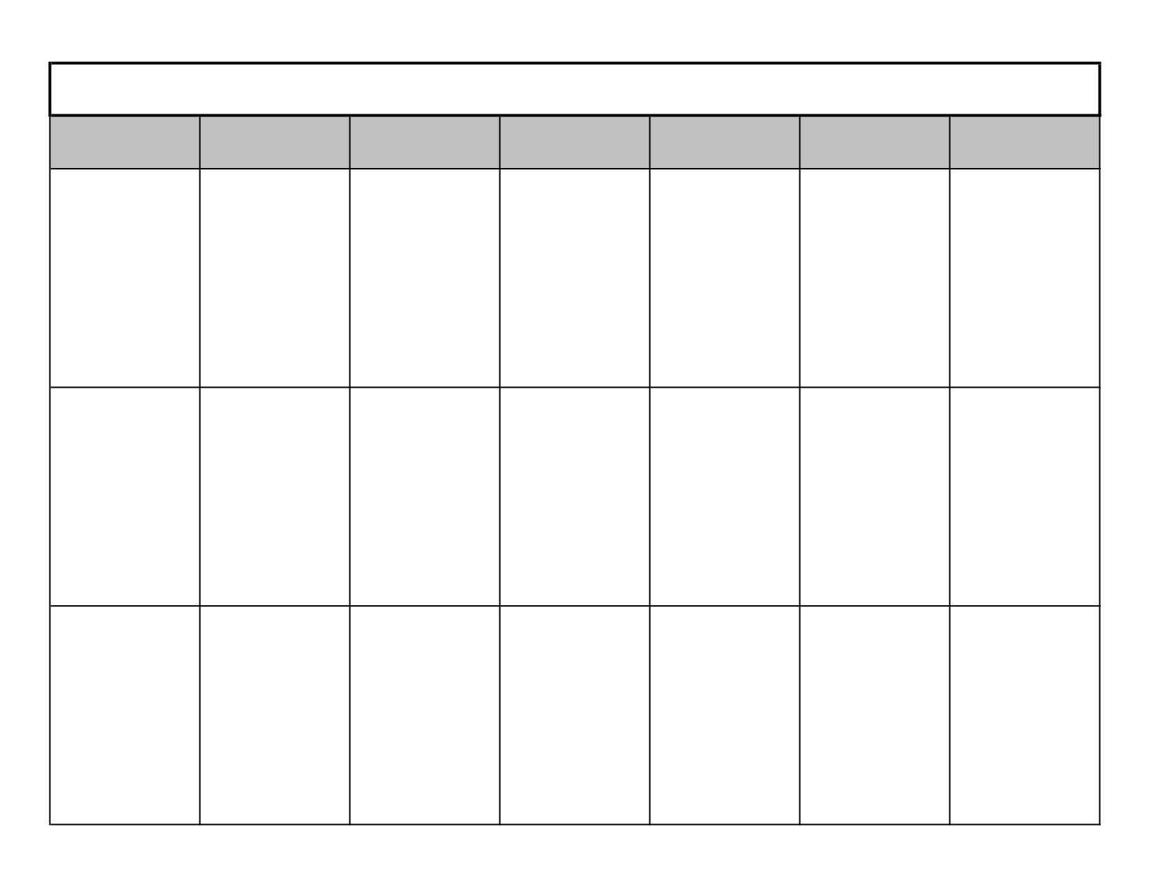 2 Week Schedule Template Printable | Calendar Template 2 Week Schedule Template