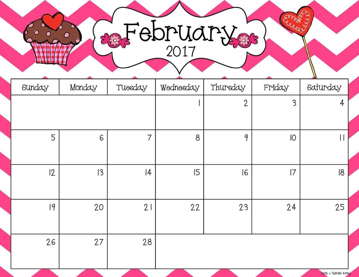 2017-2018 School Calendar : Simplebooklet Monday To Friday 9-5 Template