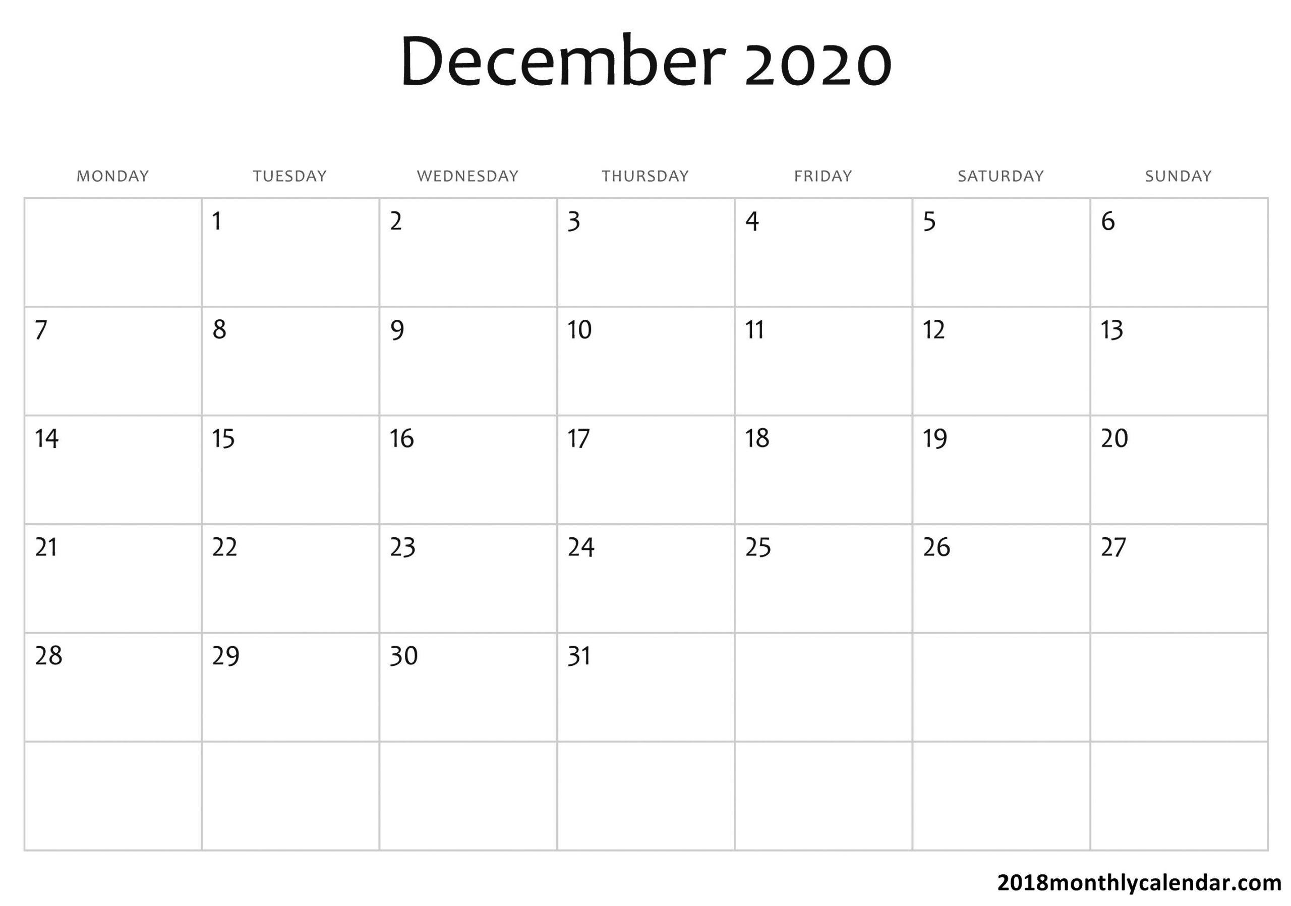 2019-2020 Calendar Financial Week Numbers - Calendar Printable Calendar I Can Edit